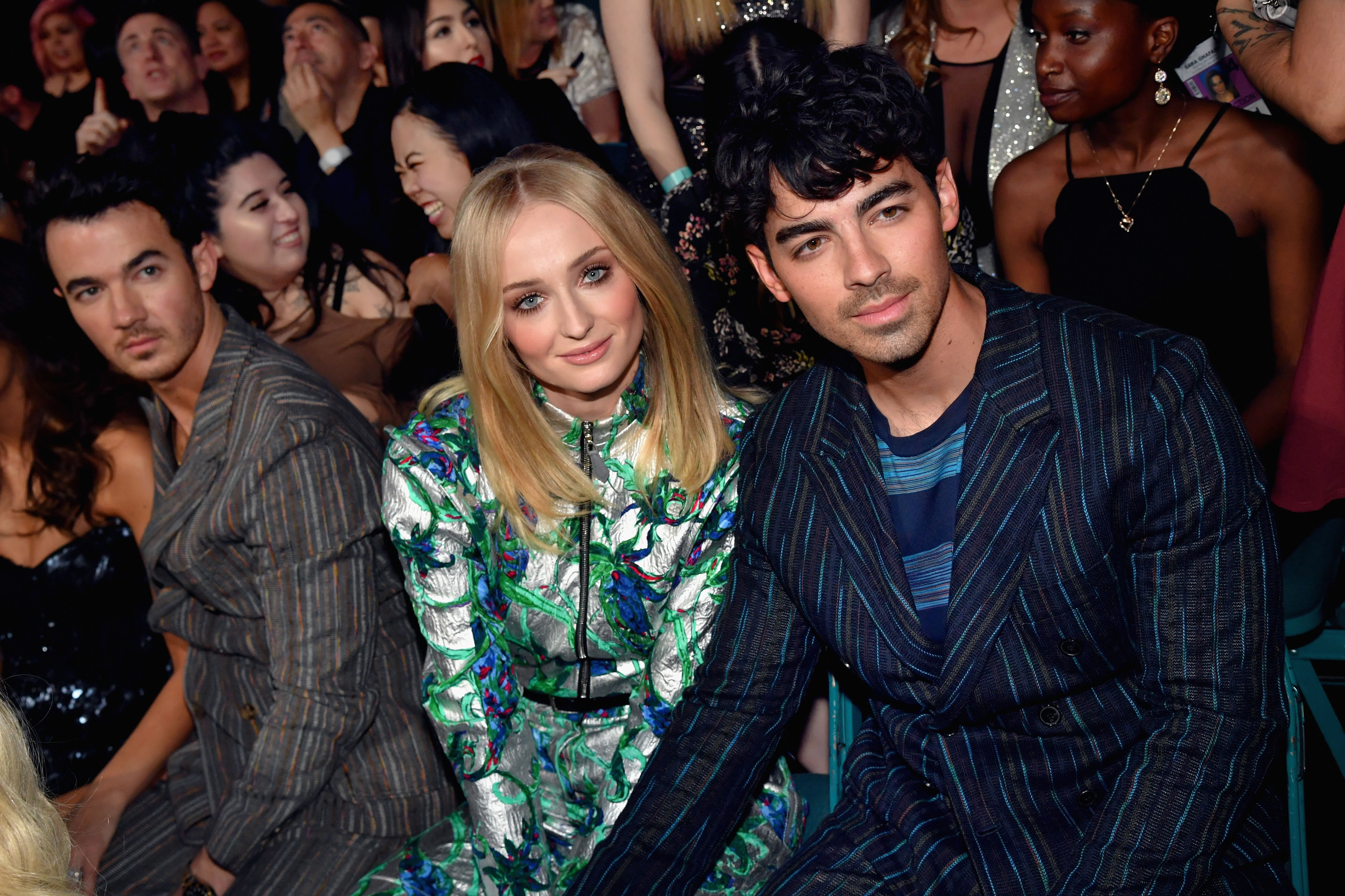 Sophie Turner And Joe Jonas Married In Surprise Ceremony Time