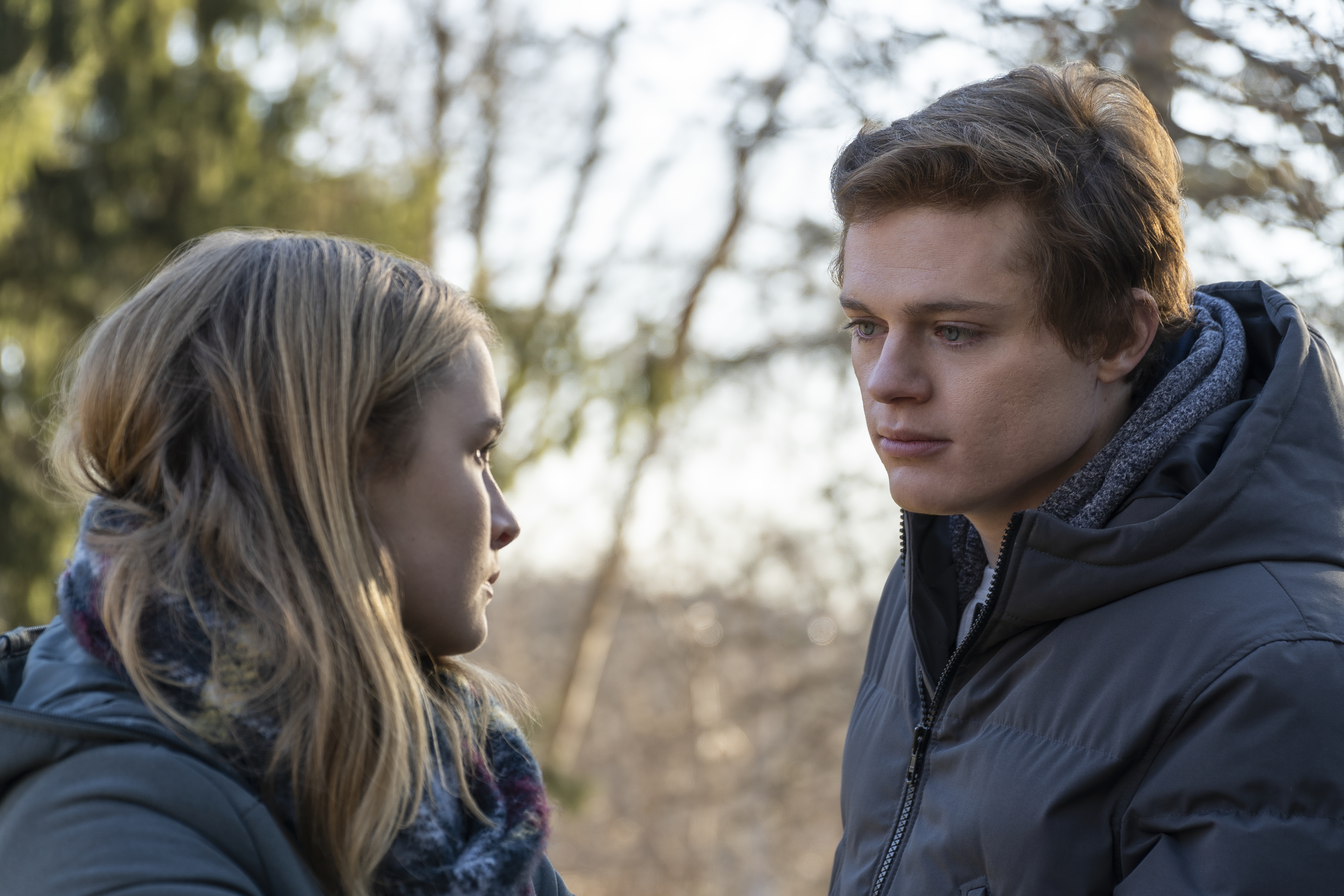 Sean Berdy on Deaf Representation and Netflix's The Society | Time