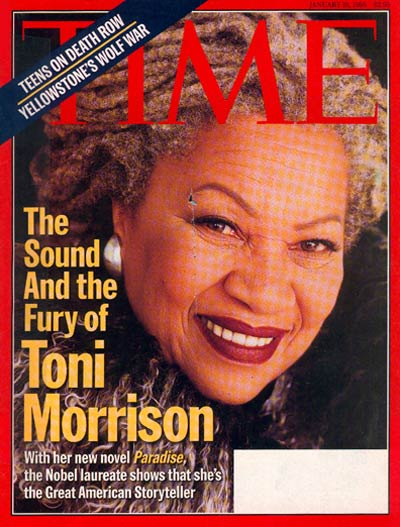 The Jan. 19, 1998, cover of TIME