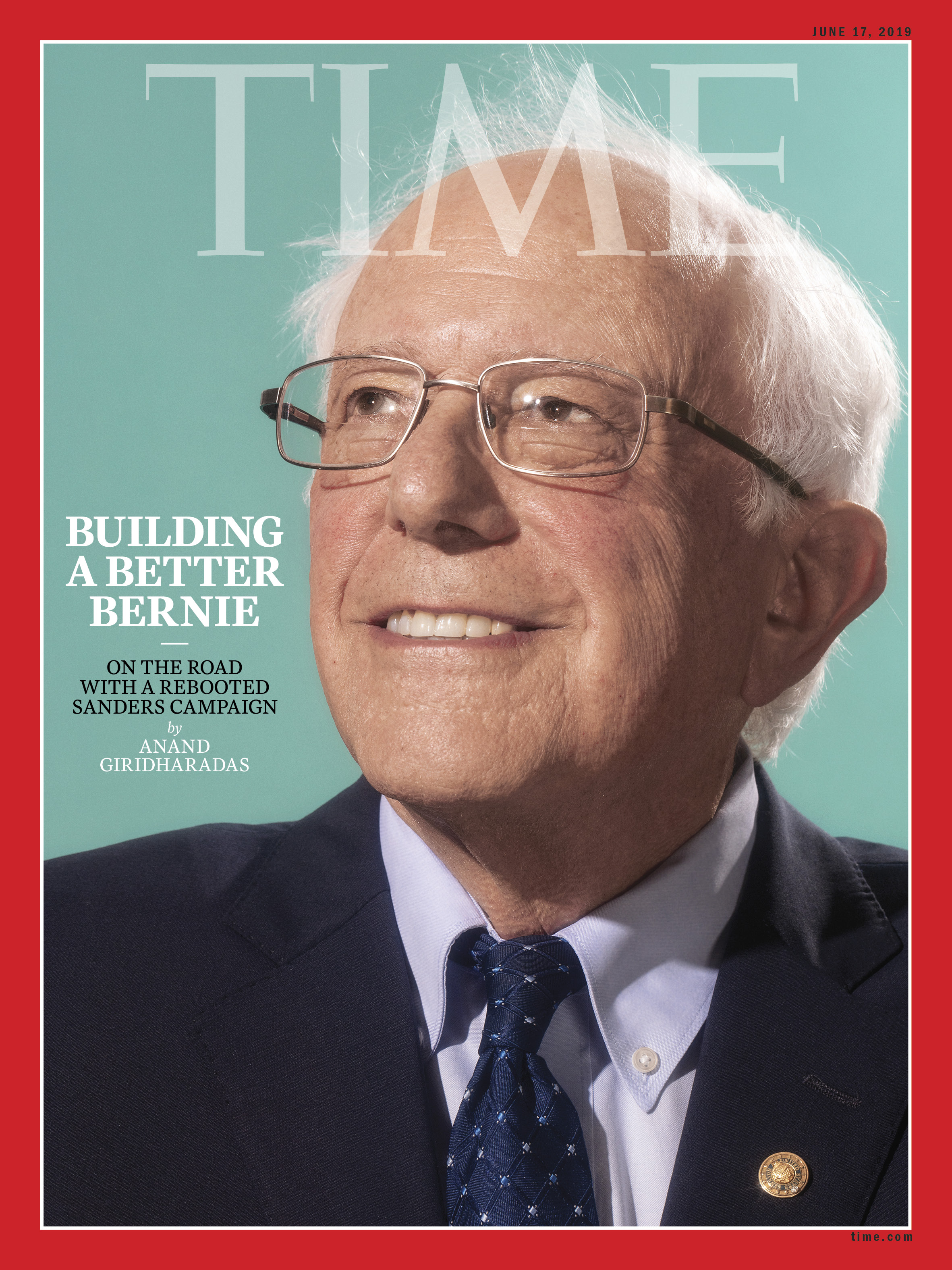Bernie Sanders Needs To Change Himself First Before The U S Time