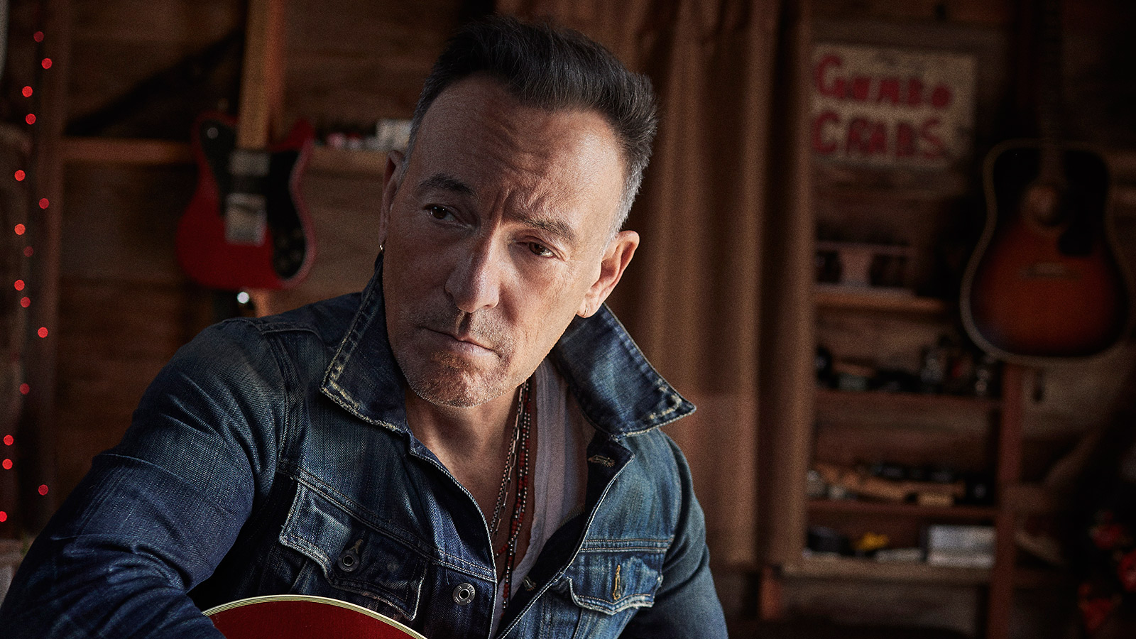 Springsteen embraces veterans and the question of patriotism.