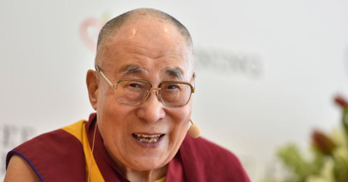 The Dalai Lama Says Trump Has A Lack Of Moral Principle Time