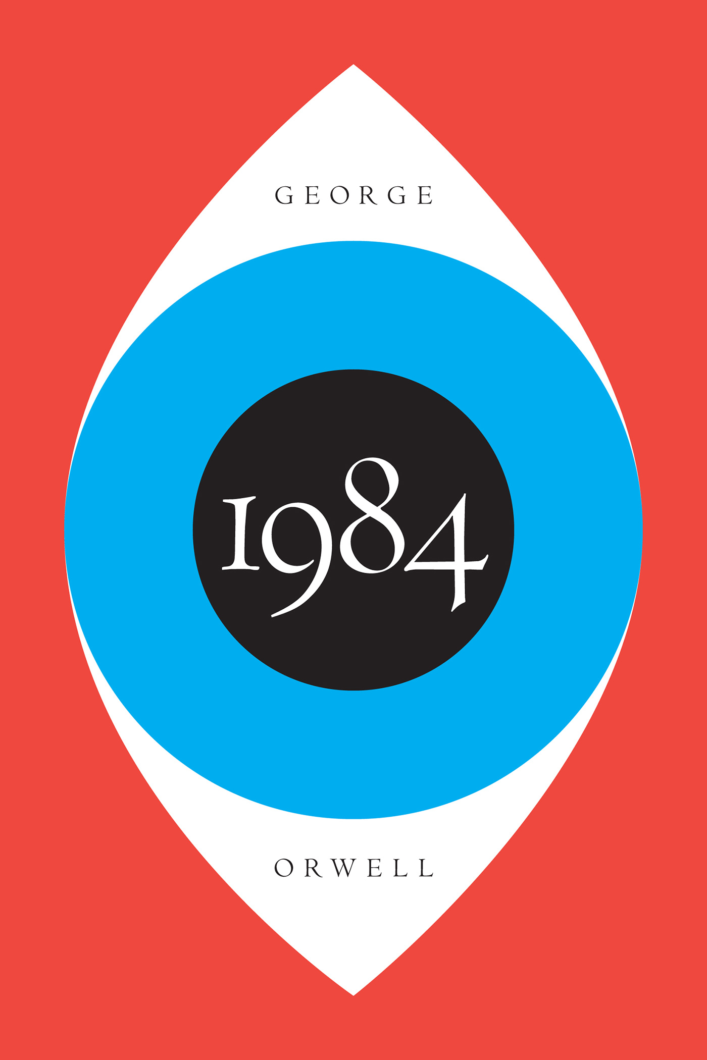 Orwell's 1984 was published on June 8, 1949.