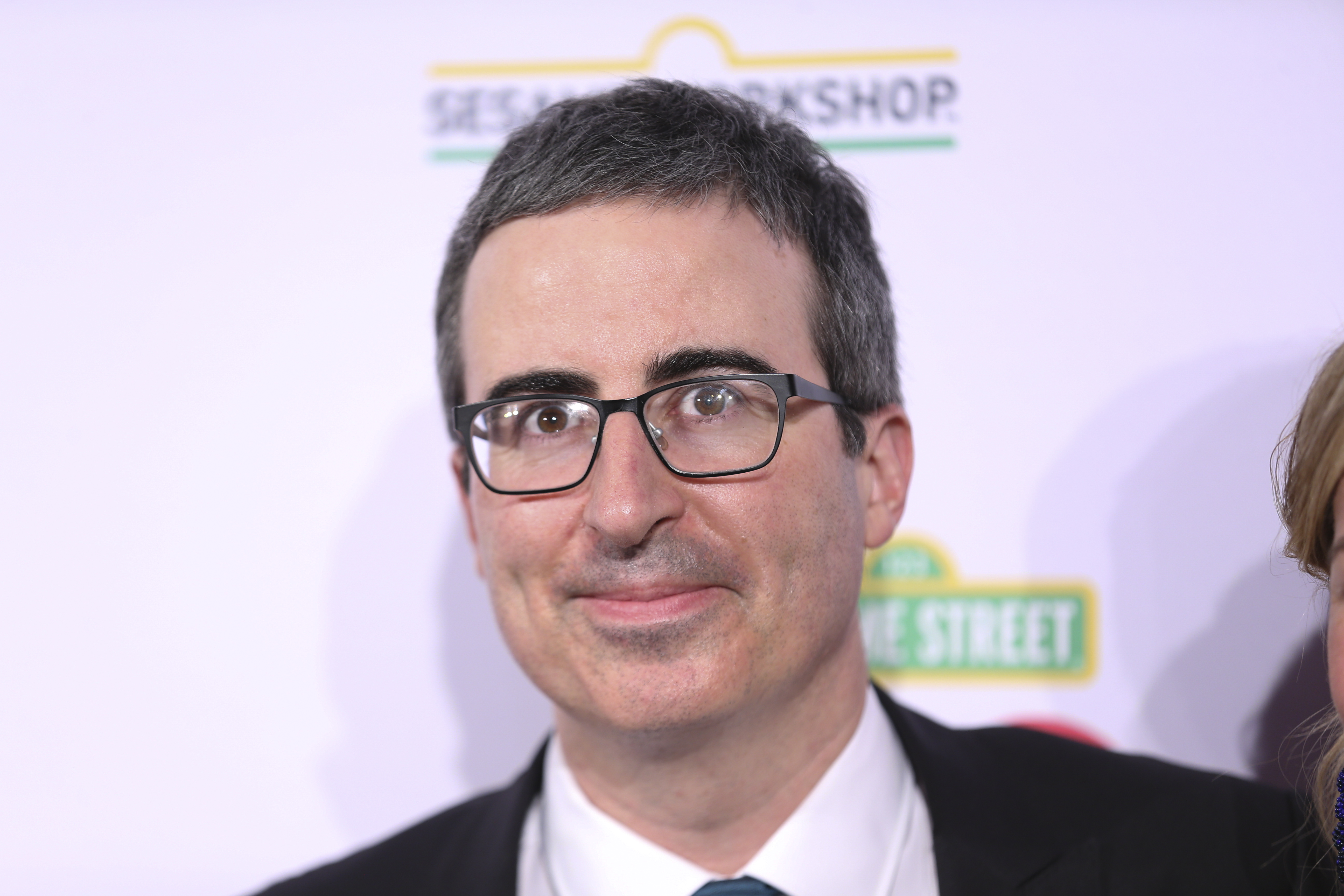 John Oliver attends the Sesame Workshop's 50th Anniversary Benefit Gala at Cipriani Wall Street on May 29, 2019 in New York City.