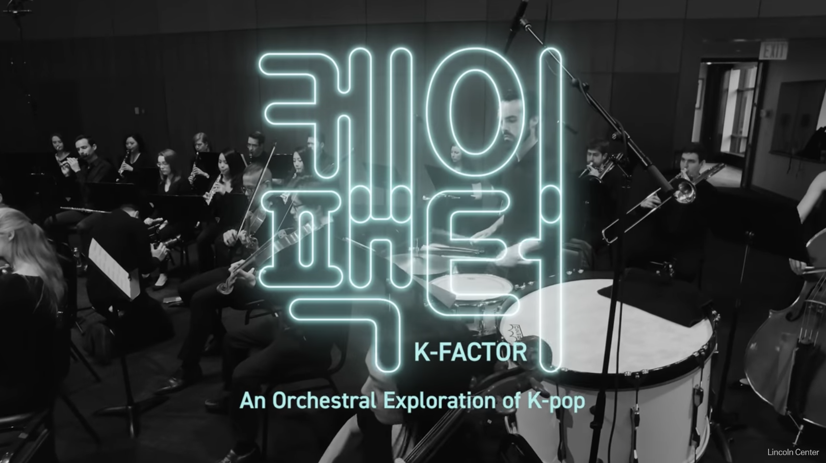 A Live Orchestra Shows Off Another Side Of Bts And K Pop Time