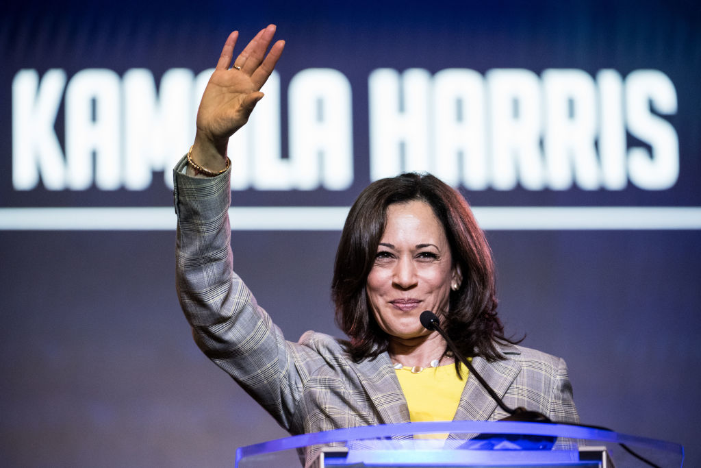 Kamala Harris Could Break Out At The 2020 Democratic Debate Time