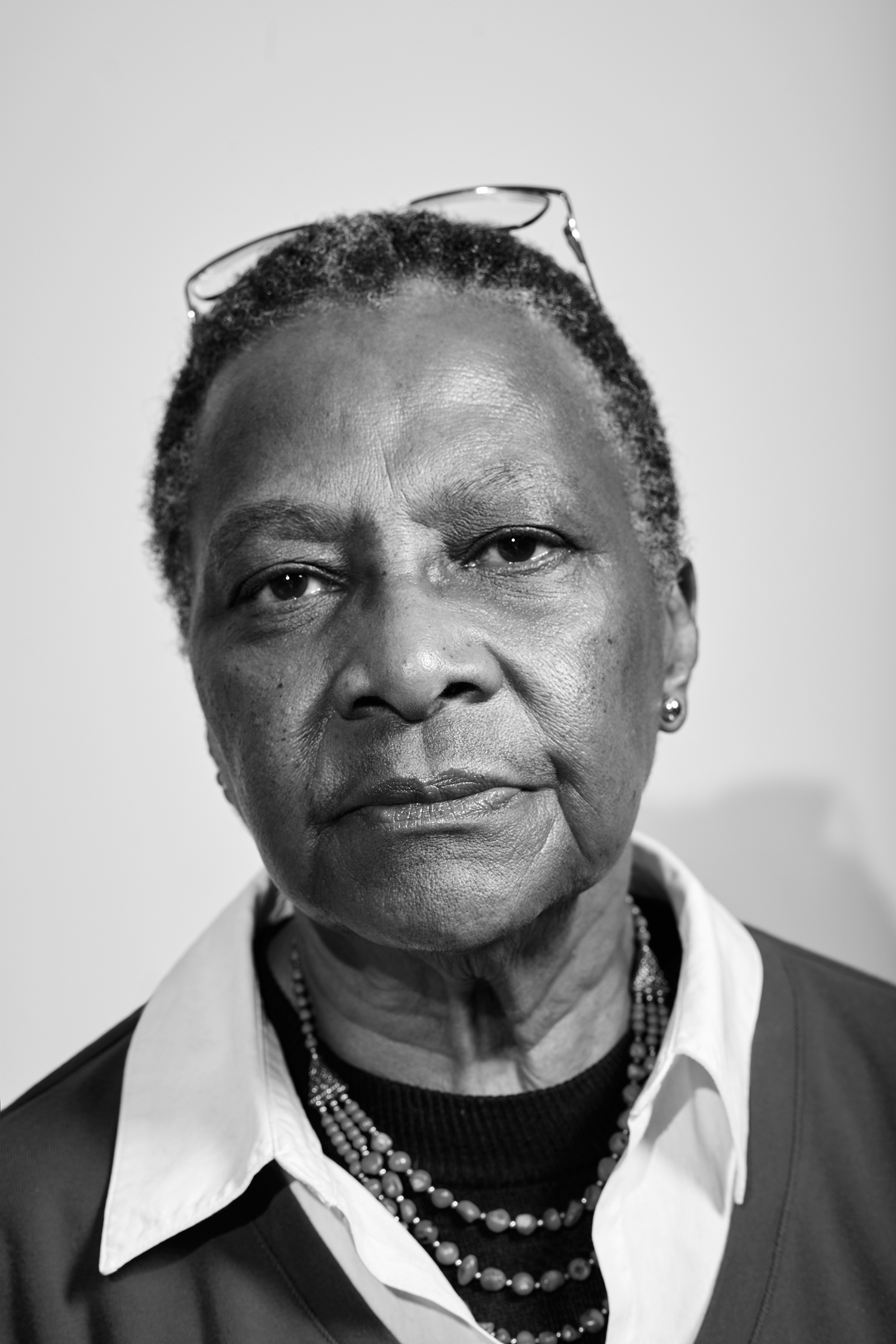 """We've missed such an opportunity, this LGBTQ movement—could you imagine the power if we linked with the NAACP or La Raza in a way that was fundamental? There are people yelling at this moment, """"We're almost there,"""" but we're not there until we have addressed race and gender and class in context of sexual orientation.  — Achebe Powell, an educator and organizer, is a founder of the Astraea Lesbian Foundation for Justice."""