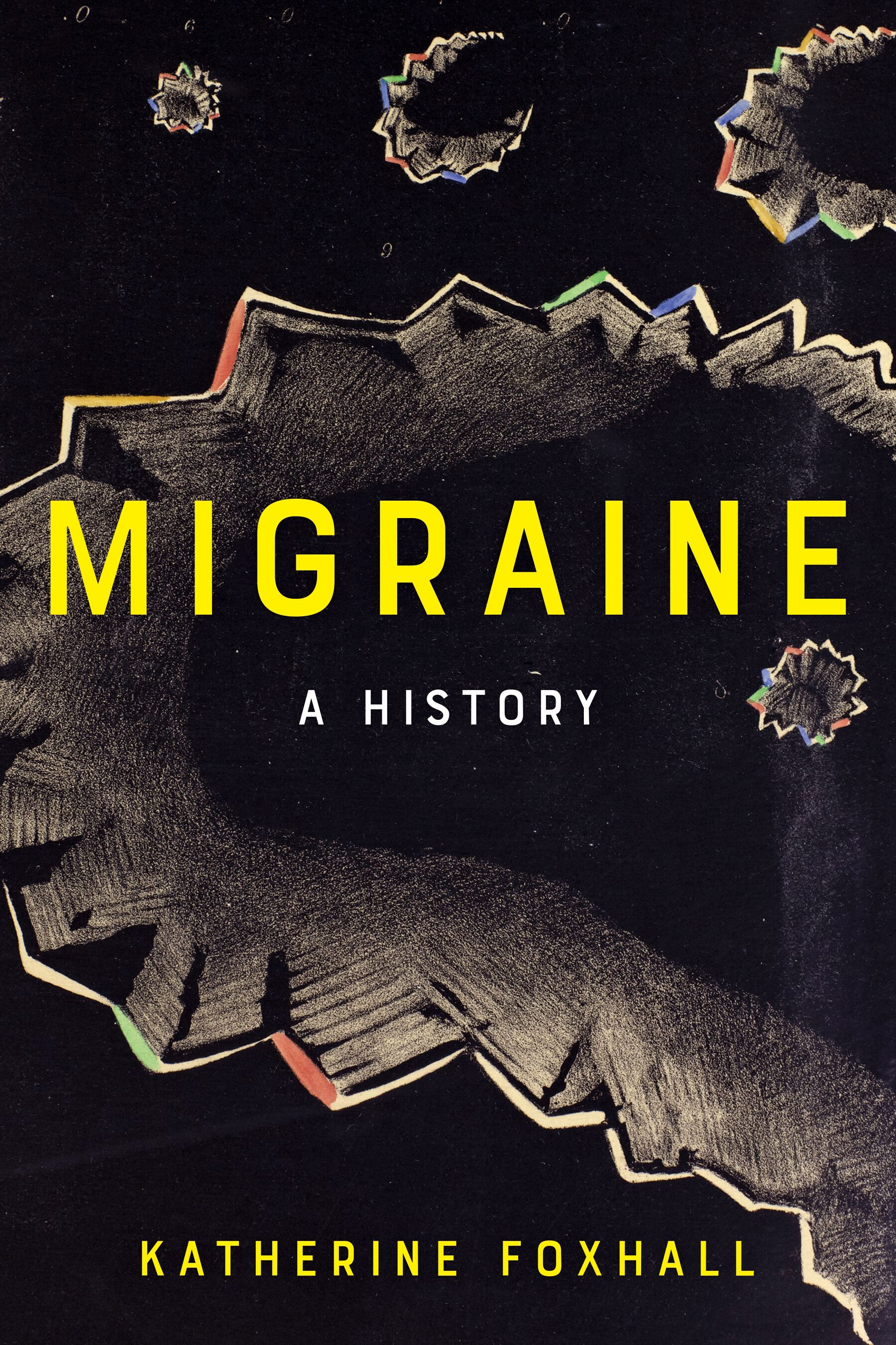 """""""migraine: a history""""—the nurse with a hole in her skull """"Migraine: A History""""—The Nurse With a Hole in Her Skull migraine a history book cover"""