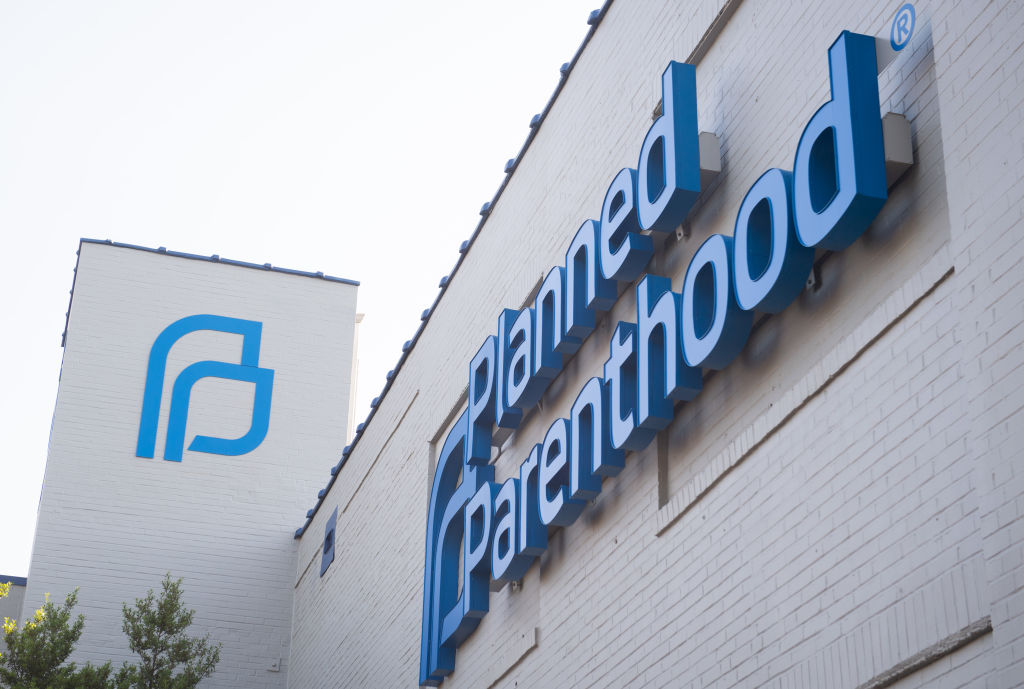 Planned Parenthood Reproductive Health Services Center is seen in St. Louis, on May 31, 2019.