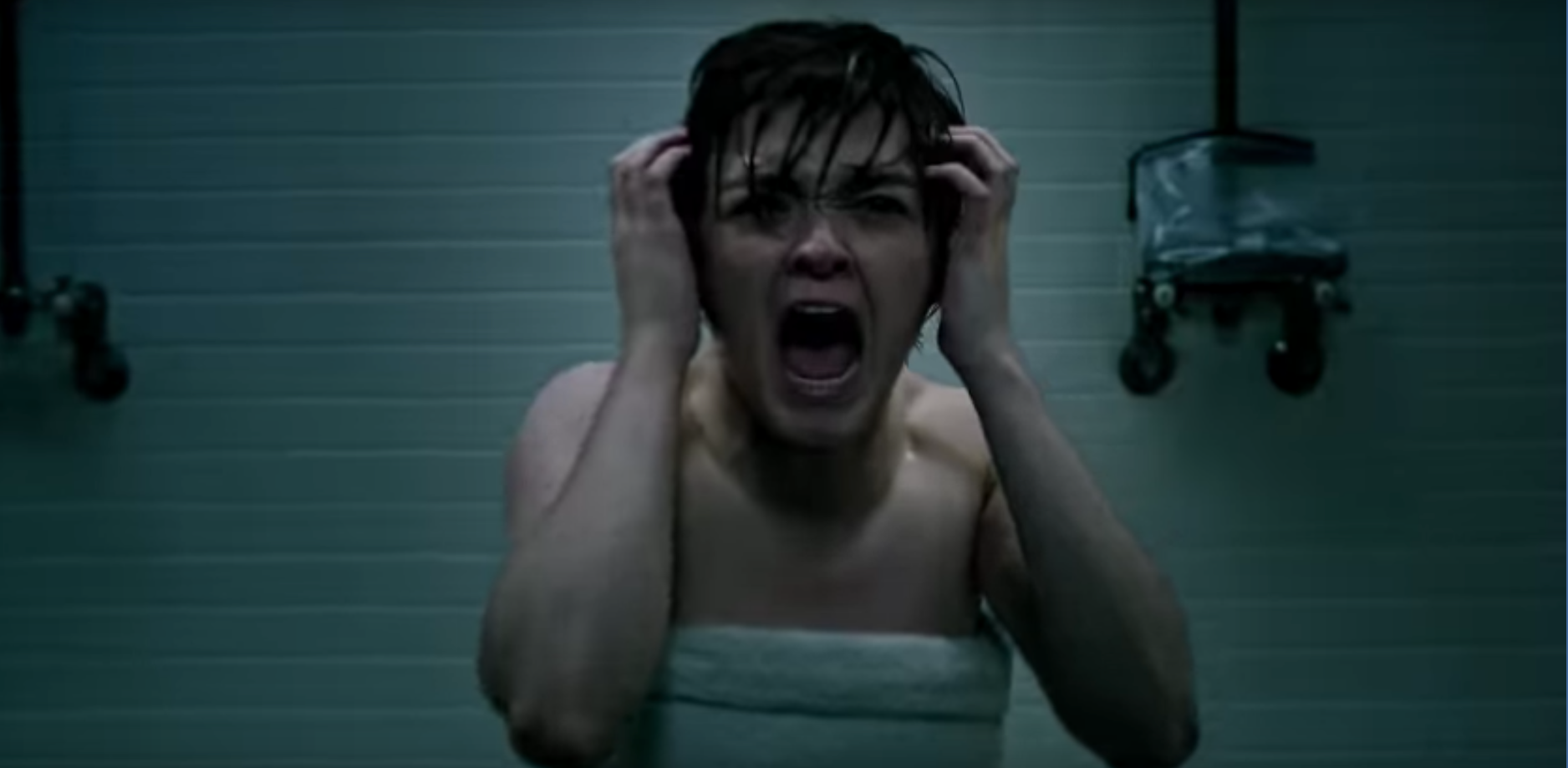Maisie Williams in New Mutants