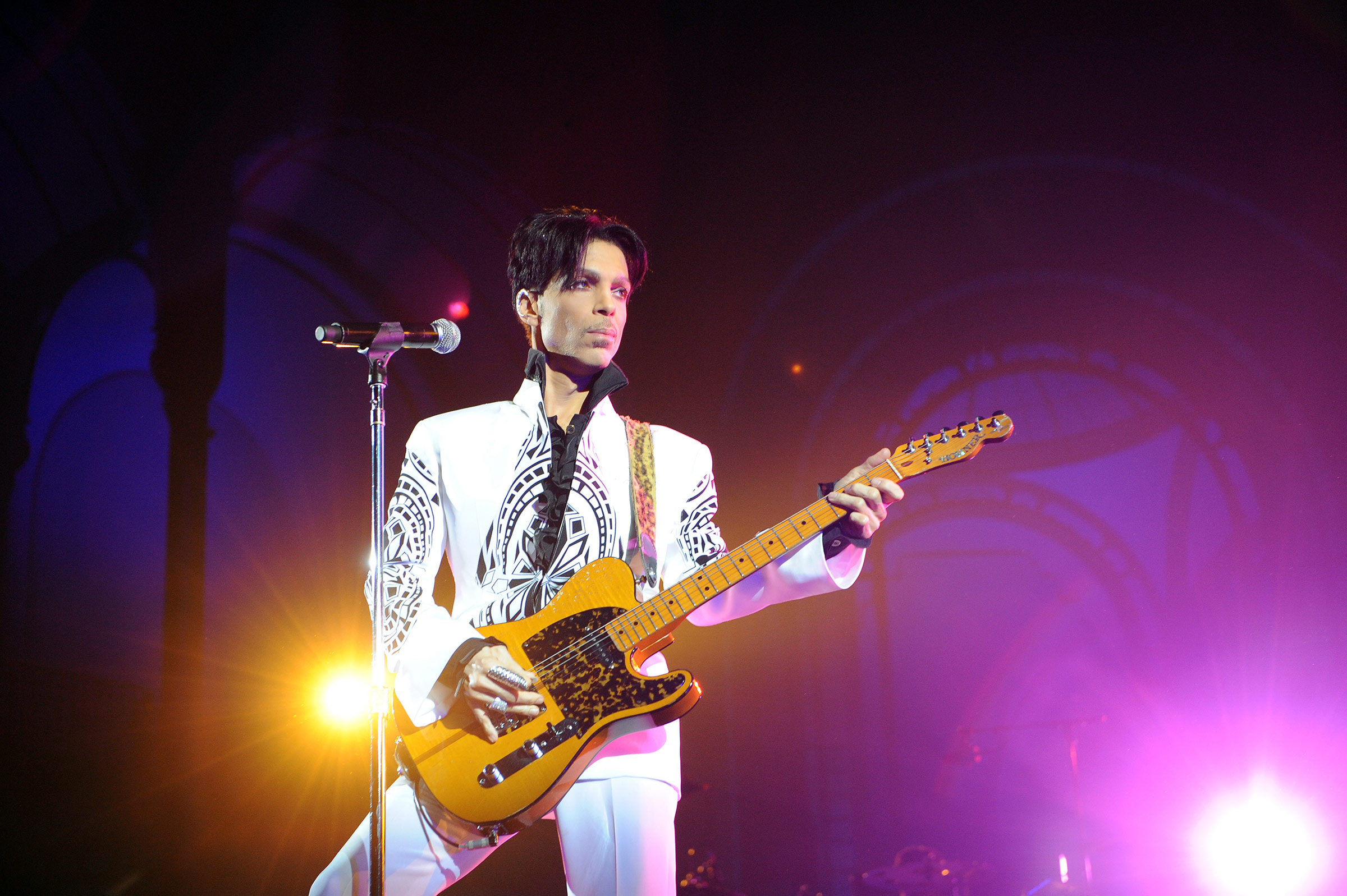 Prince wrote hits for other artists under a variety of pseudonyms.