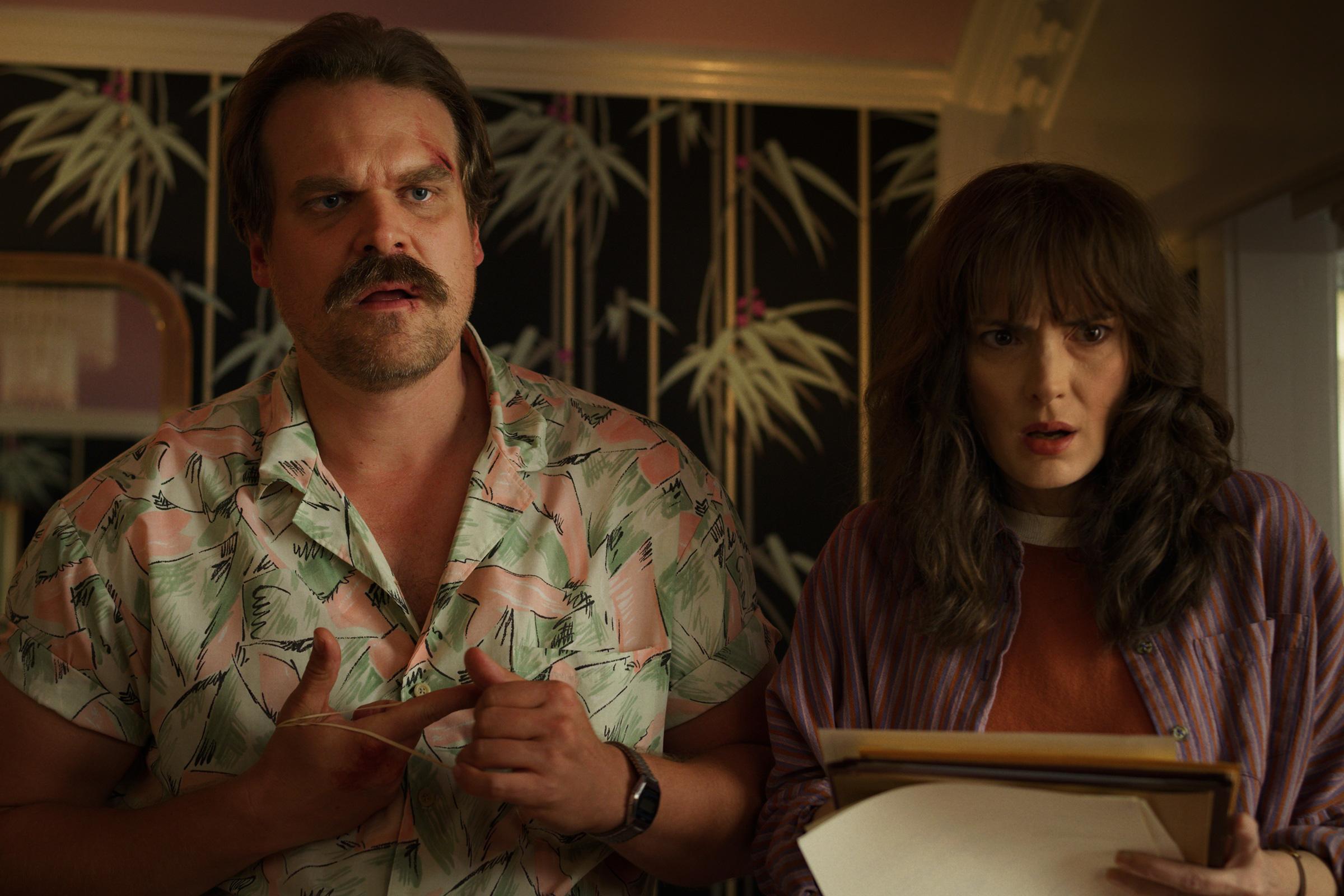 Women/'s Losing The Will Sweatshirt Stranger Things Hawkins America TV Netflix