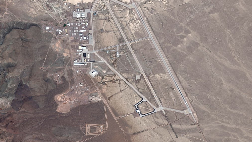 Everything To Know About Area 51 S Mysterious History Time