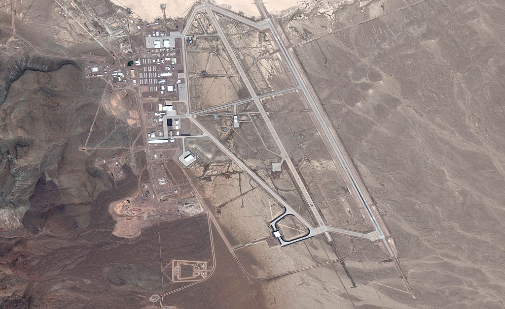 area 51 groom lake map Everything To Know About Area 51 S Mysterious History Time area 51 groom lake map