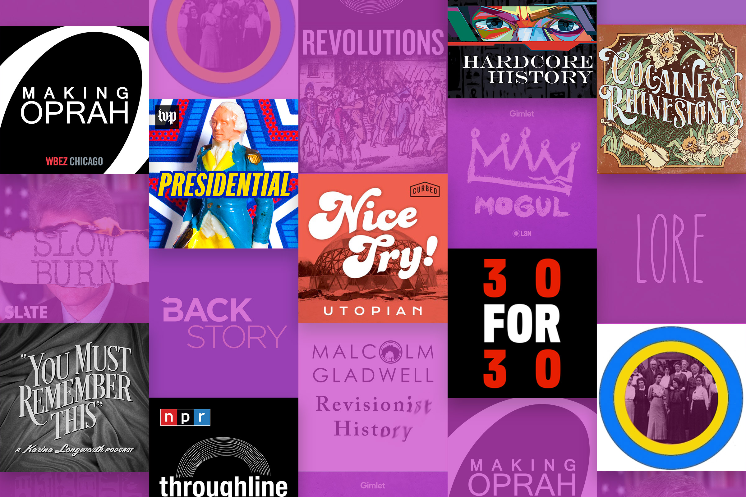 Best History Podcasts to Listen to Right Now | Time