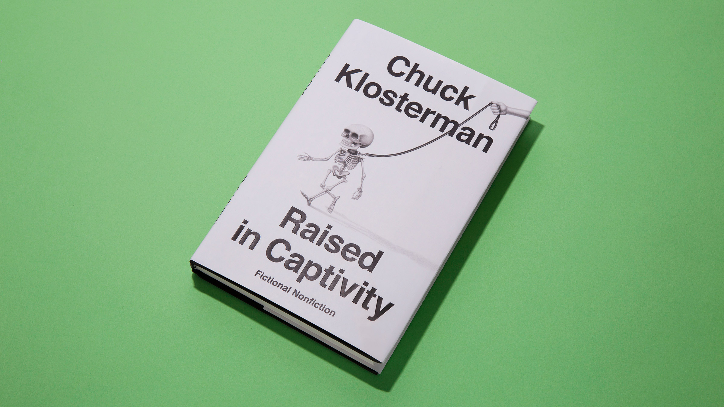 Klosterman has previously published eight nonfiction books and two novels.