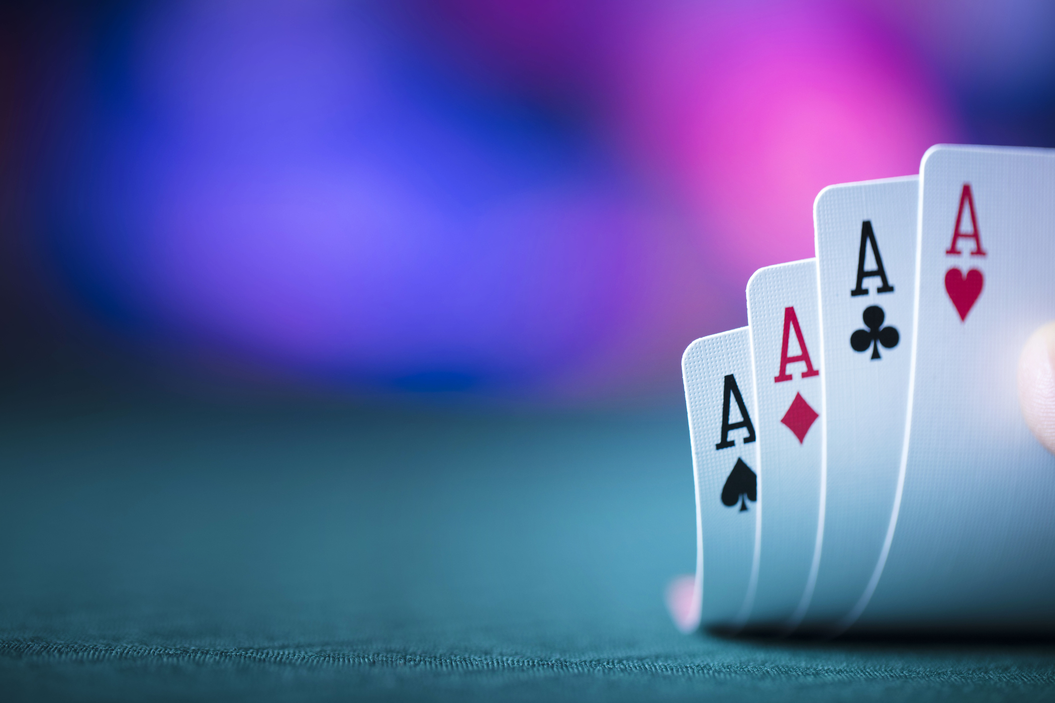 casino theme, poker game, aces