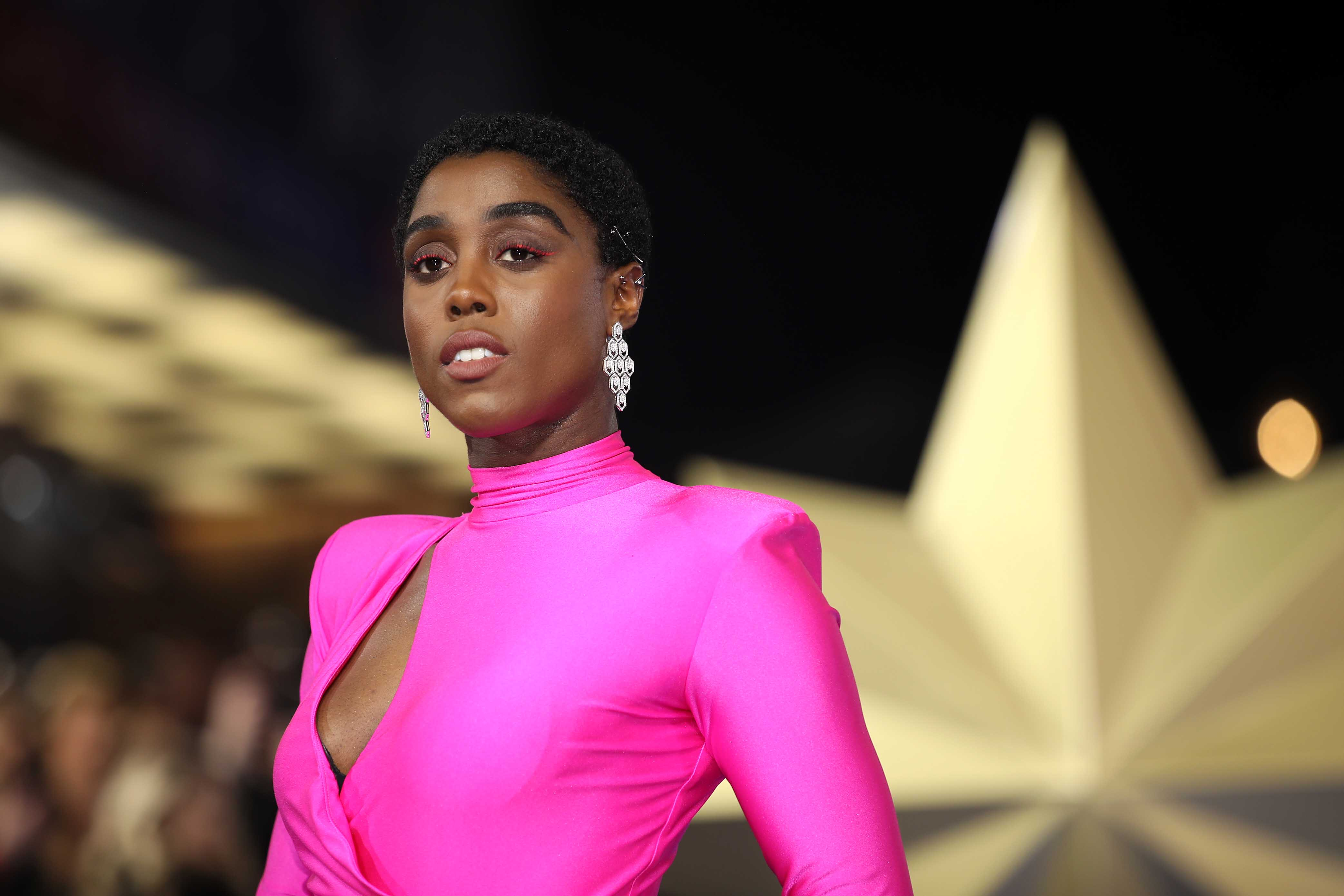 The James Bond Films Can Succeed With Lashana Lynch As 007