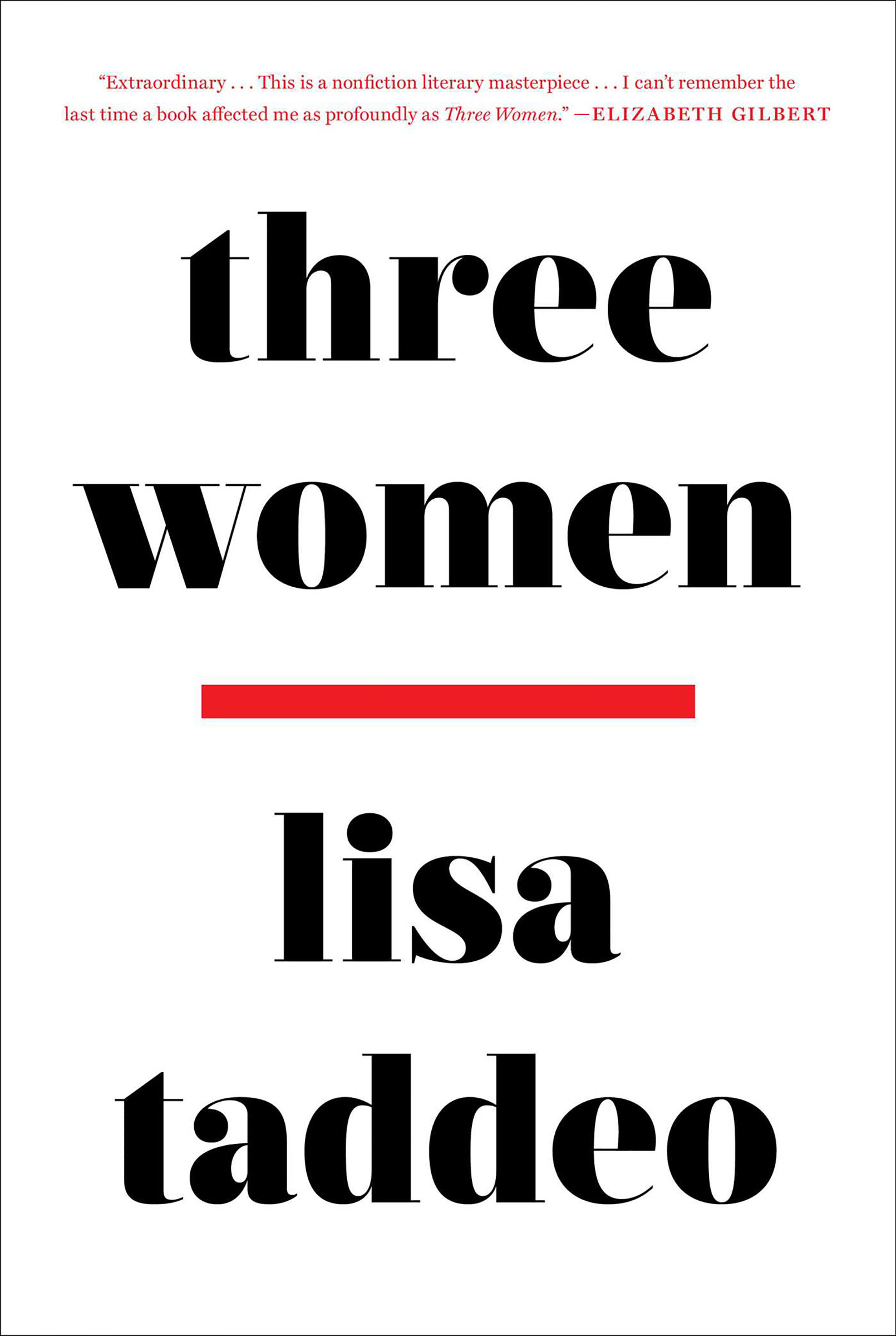 Three Women book cover.