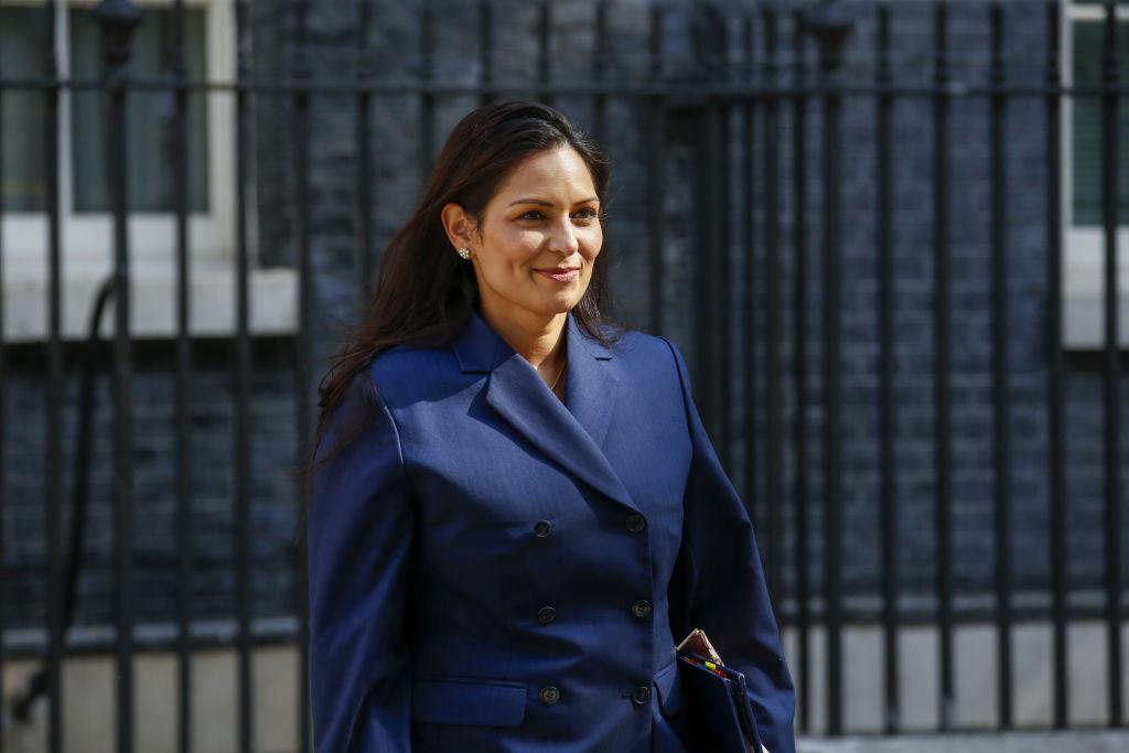 Priti Patel, the new U.K. Home Secretary