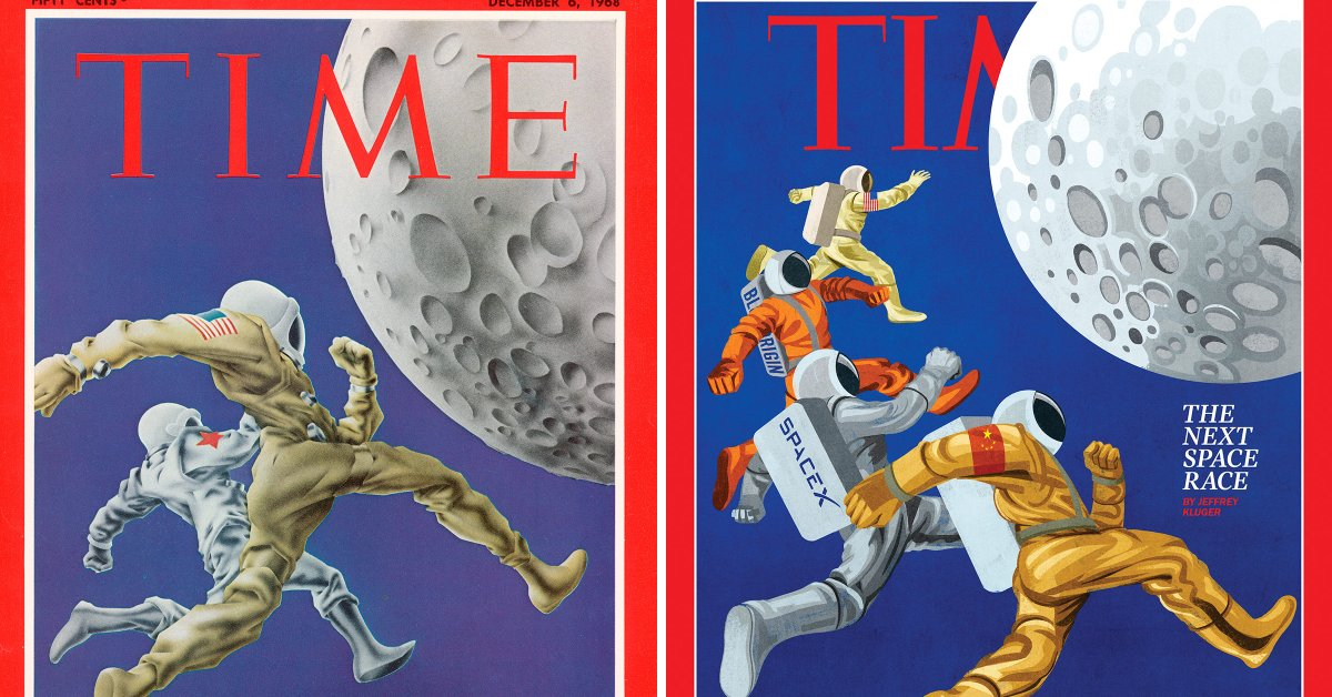 Why the Subject of Space Best Reflects TIME's Journey | Time