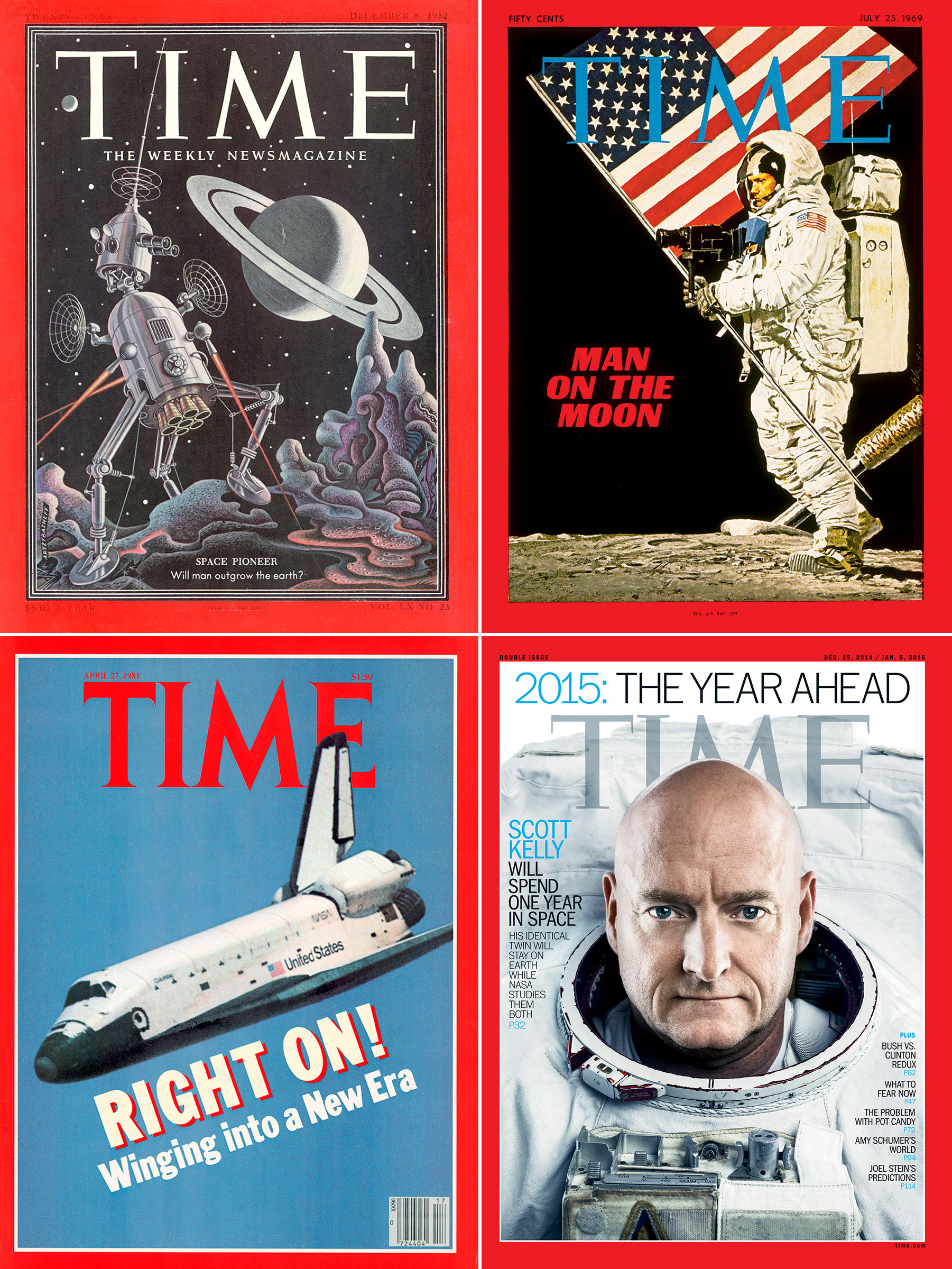 Why the Subject of Space Best Reflects TIME's Journey | Time |Space Magazine