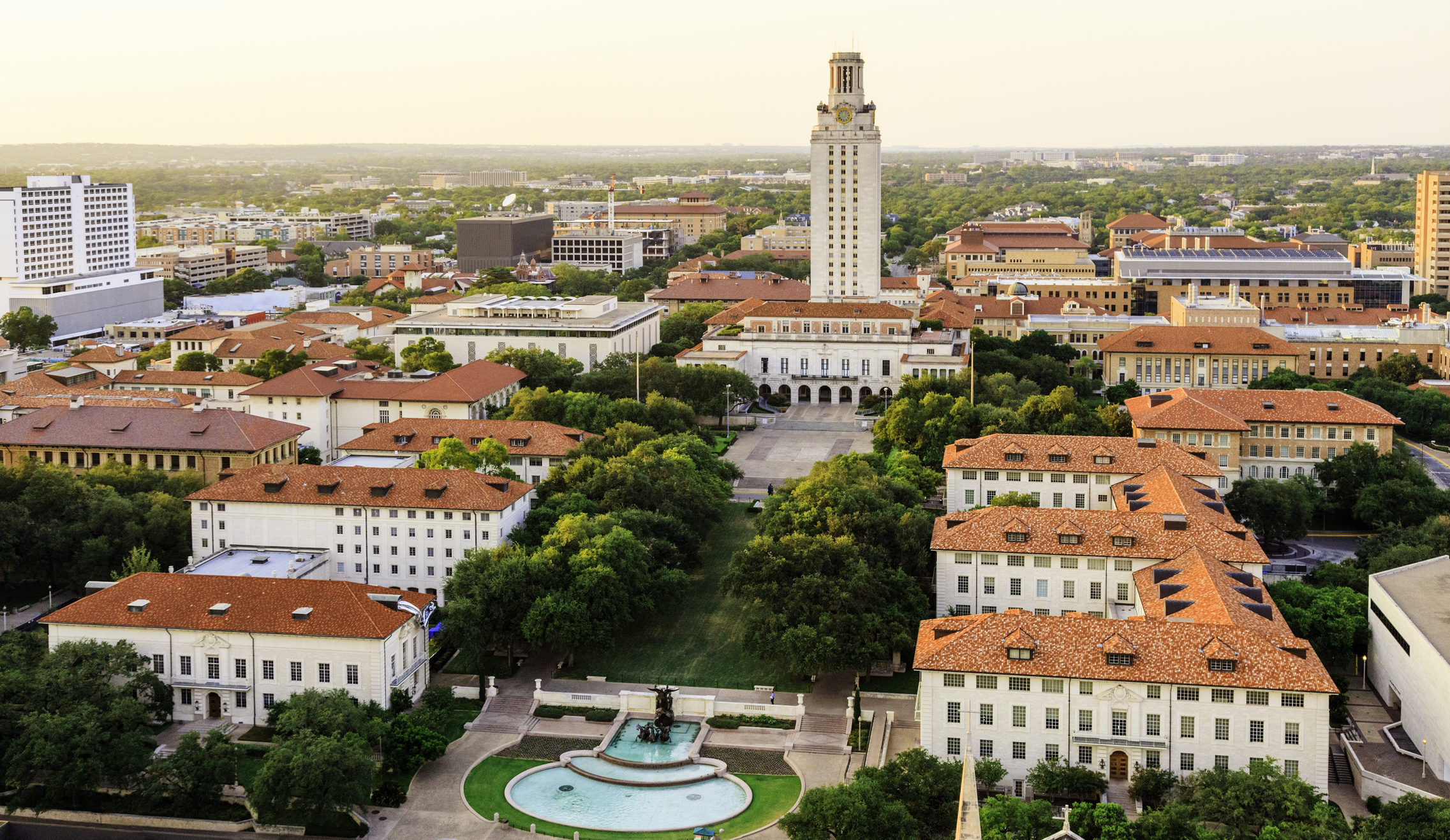 University of Texas-Austin campus