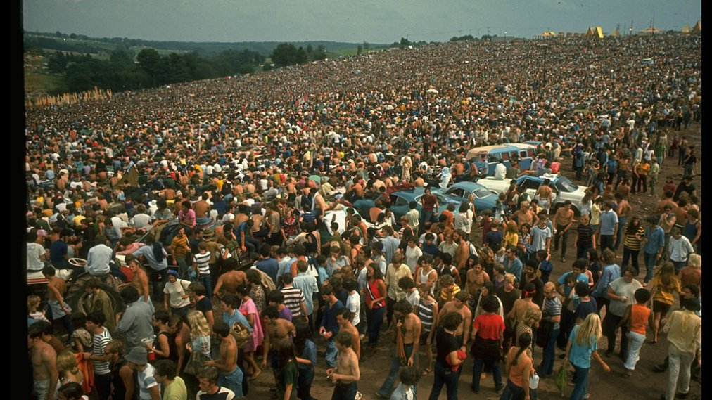 Woodstock Had Some Of The Most Legendary Performances In History But Many Attendees Never Heard A Single Note