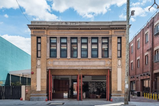 Arts District Firehouse Hotel