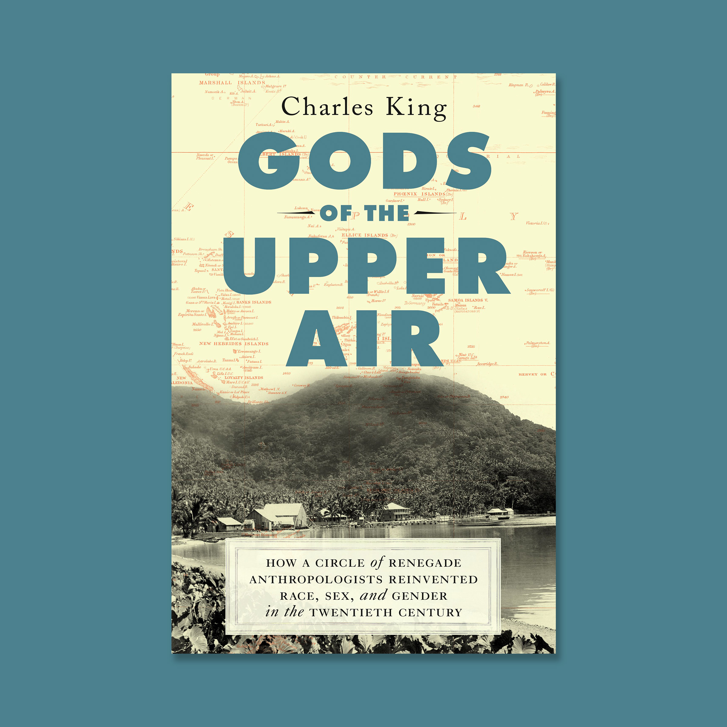 King, a professor at Georgetown, is the author of Gods of the Upper Air: How a Circle of Renegade Anthropologists Reinvented Race, Sex, and Gender in the Twentieth Century.