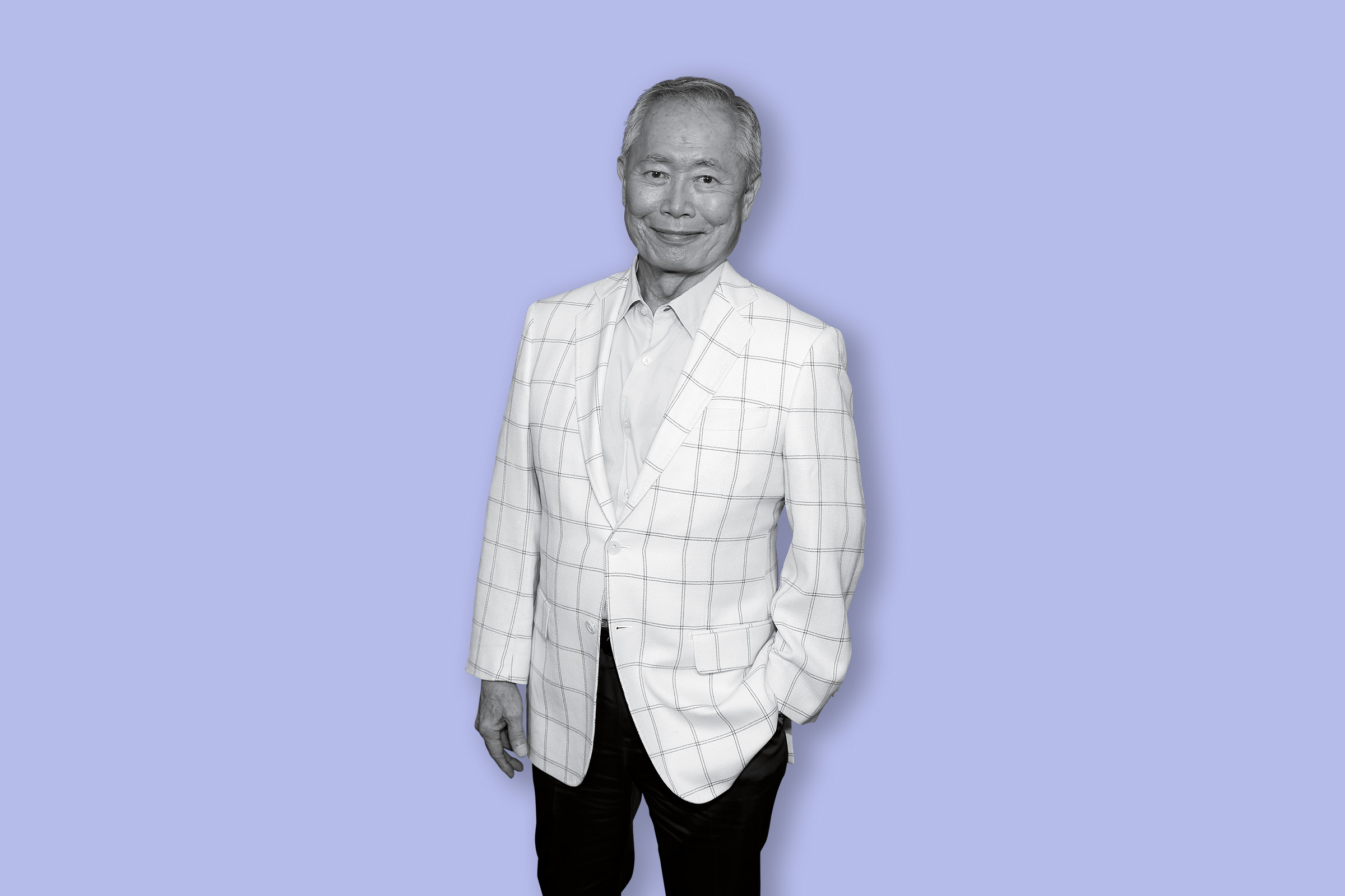 """We were herded over to the stable area.   Each family was assigned to a horse stall,"" says actor George Takei."