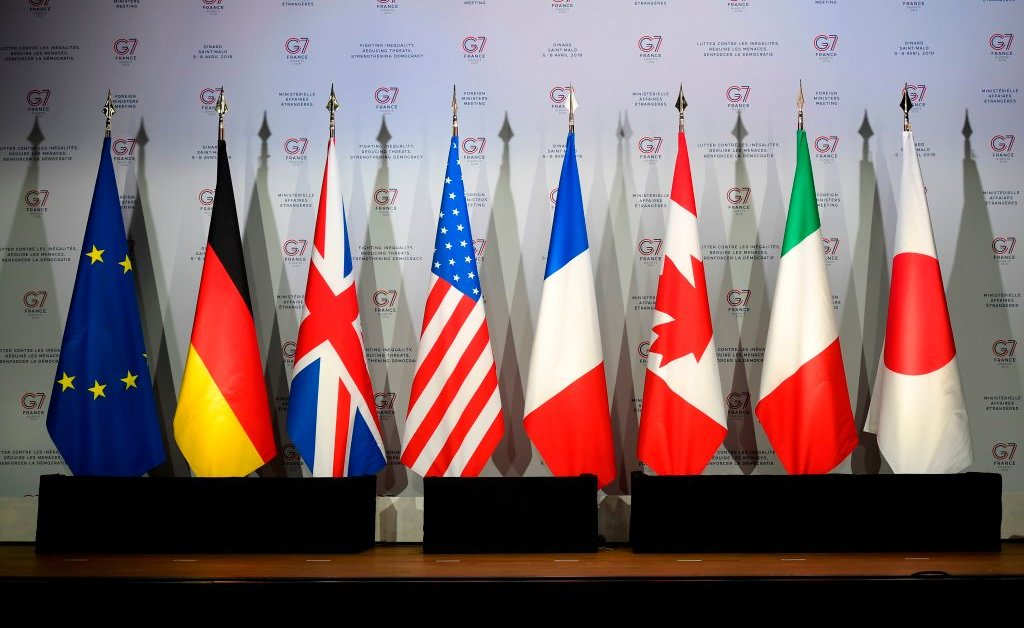 Countries g7