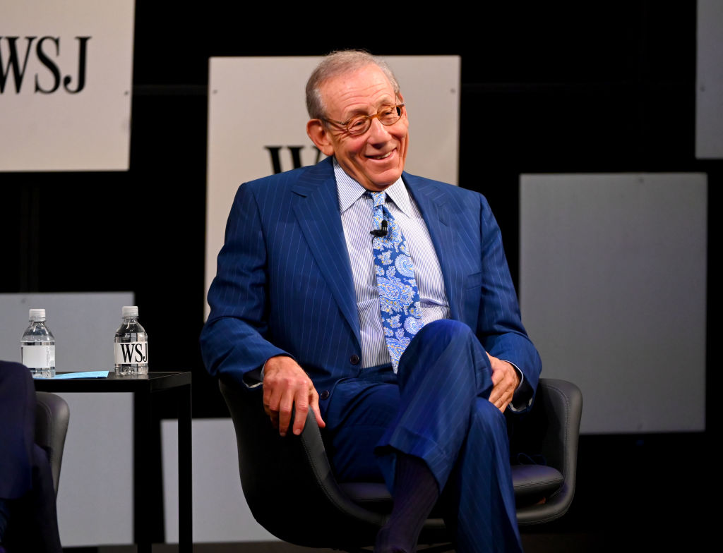 Stephen M. Ross attends The Wall Street Journal's Future Of Everything Festival at Spring Studios on May 20, 2019 in New York City.