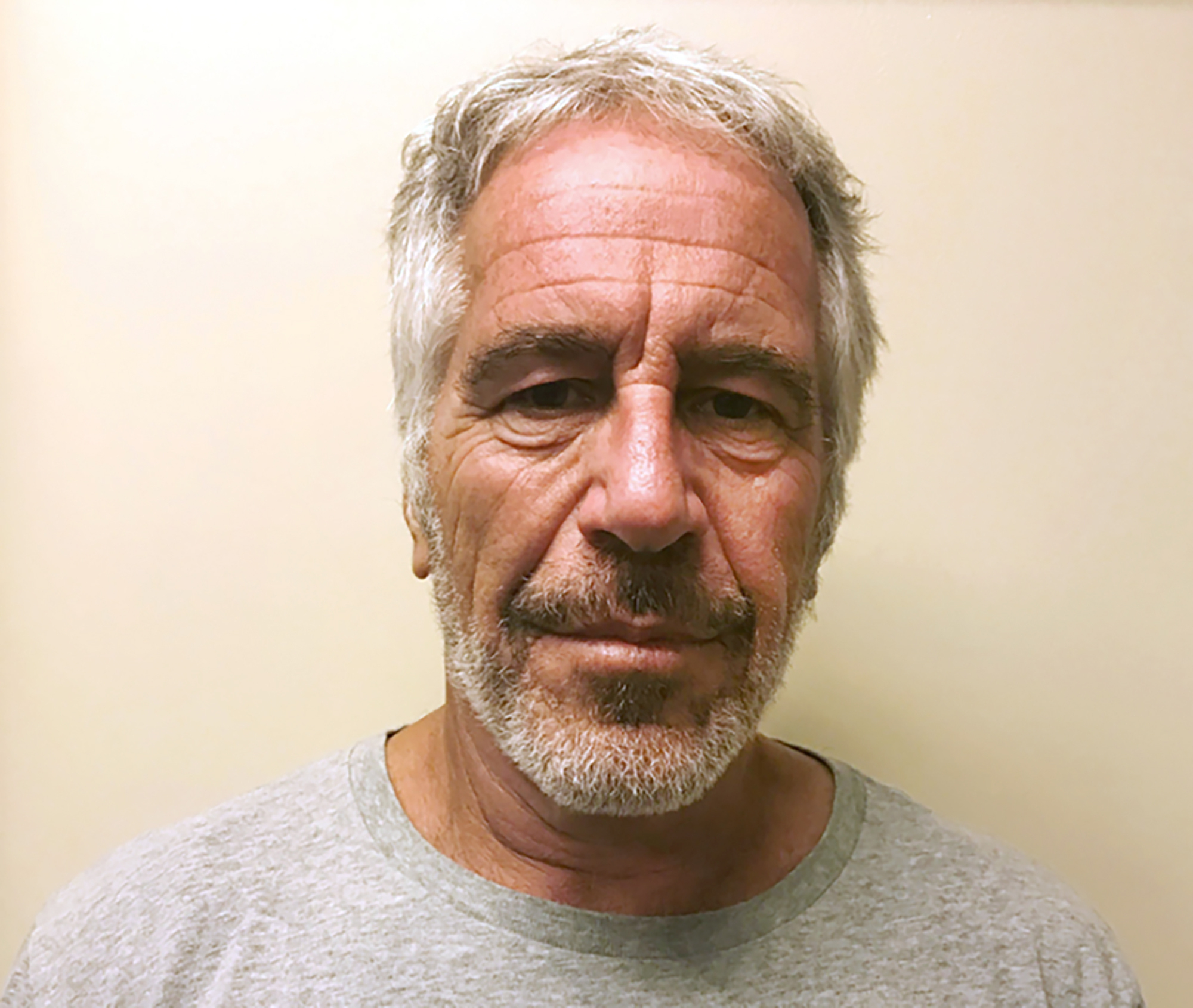 This March 28, 2017, file photo, provided by the New York State Sex Offender Registry shows Jeffrey Epstein. Up to 30 women were expected to take a judge up on his invitation to speak at a hearing, Tuesday, Aug. 27, 2019, after financier Epstein killed himself rather than face sex trafficking charges.