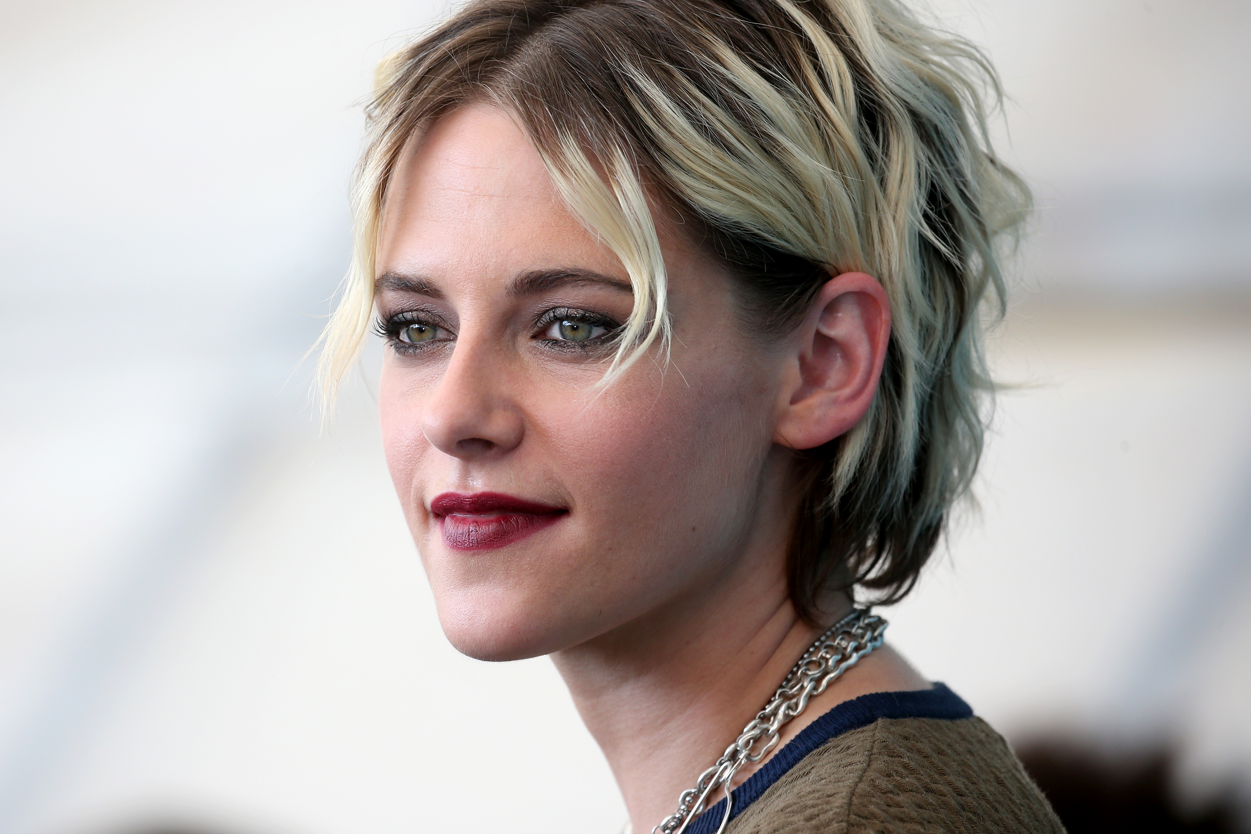 Kirsten Stewart at the 76th Venice Film Festival on August 30, 2019.