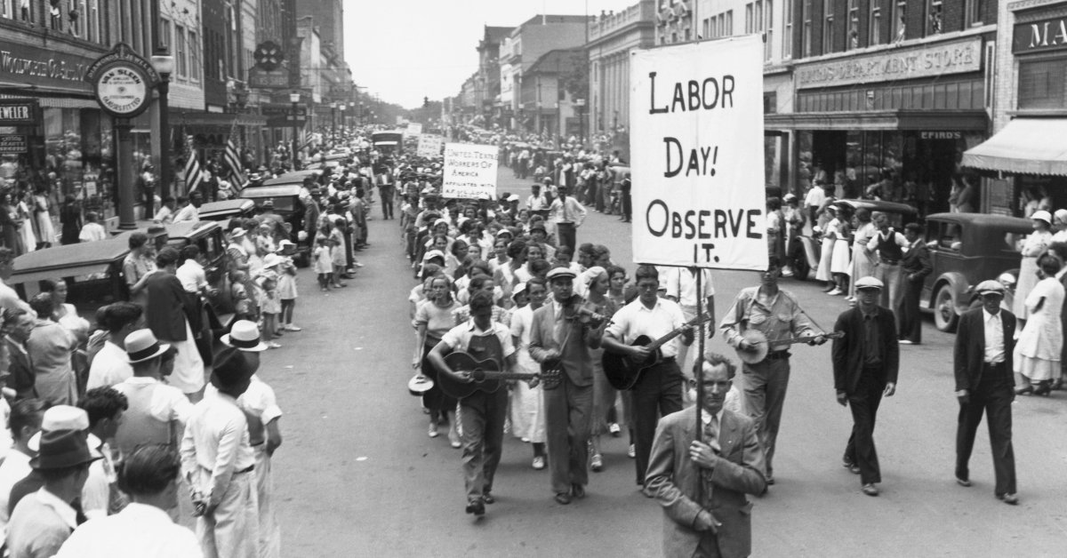 time.com: Beyond Labor Day: 3 Ways Unions Have Helped American Workers