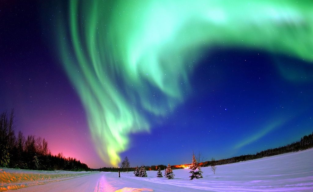 Northern Lights May Be Seen Across Northern U S This Weekend Time