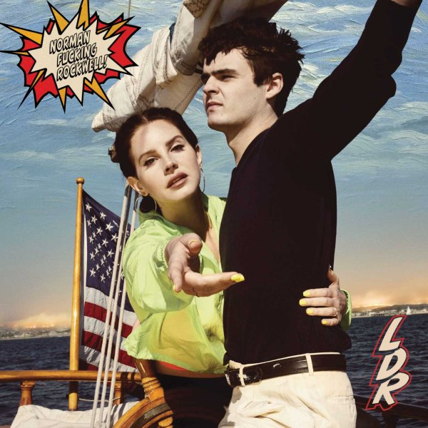 Norman Fucking Rockwell Review Lana Del Reys Best Album