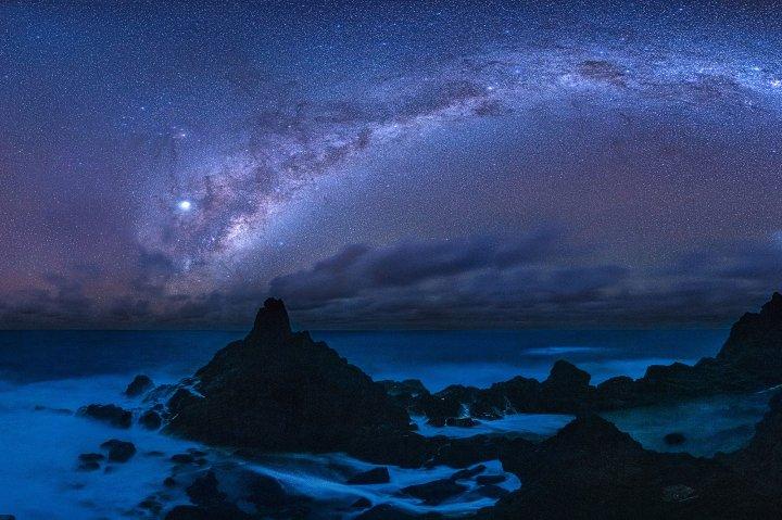 Pitcairn Dark Sky Reserve