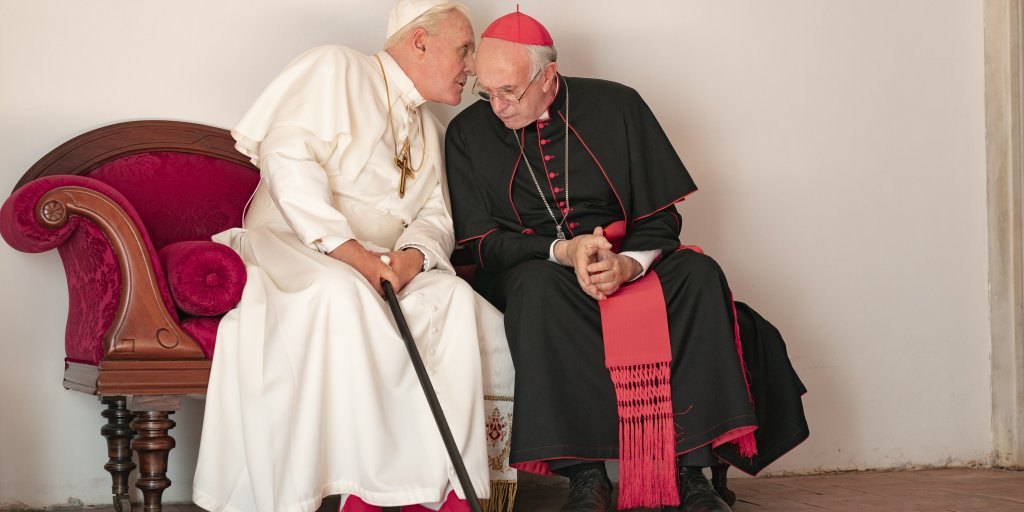 The Two Popes Is a Portrait of Complicated Friendship—With a Dash of Papal Pizazz