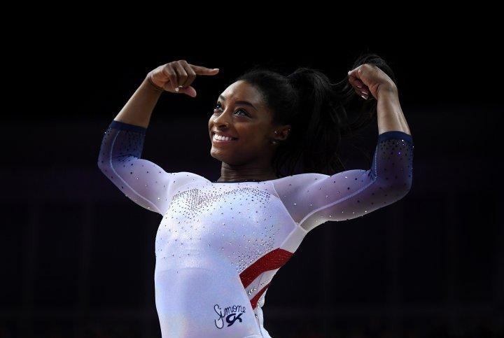 Superstars of Gymnastics