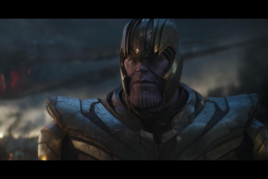 Josh Brolin as Thanos in 'Avengers: Endgame'