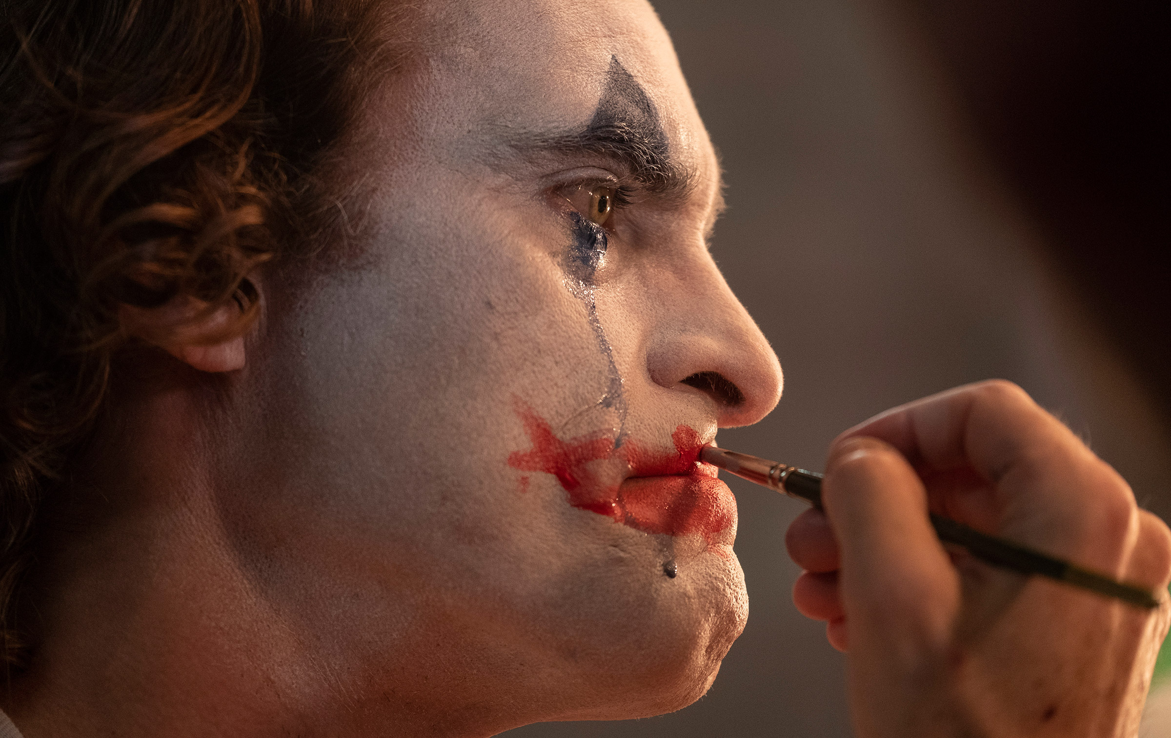 Joaquin Phoenix as Arthur Fleck in The Joker