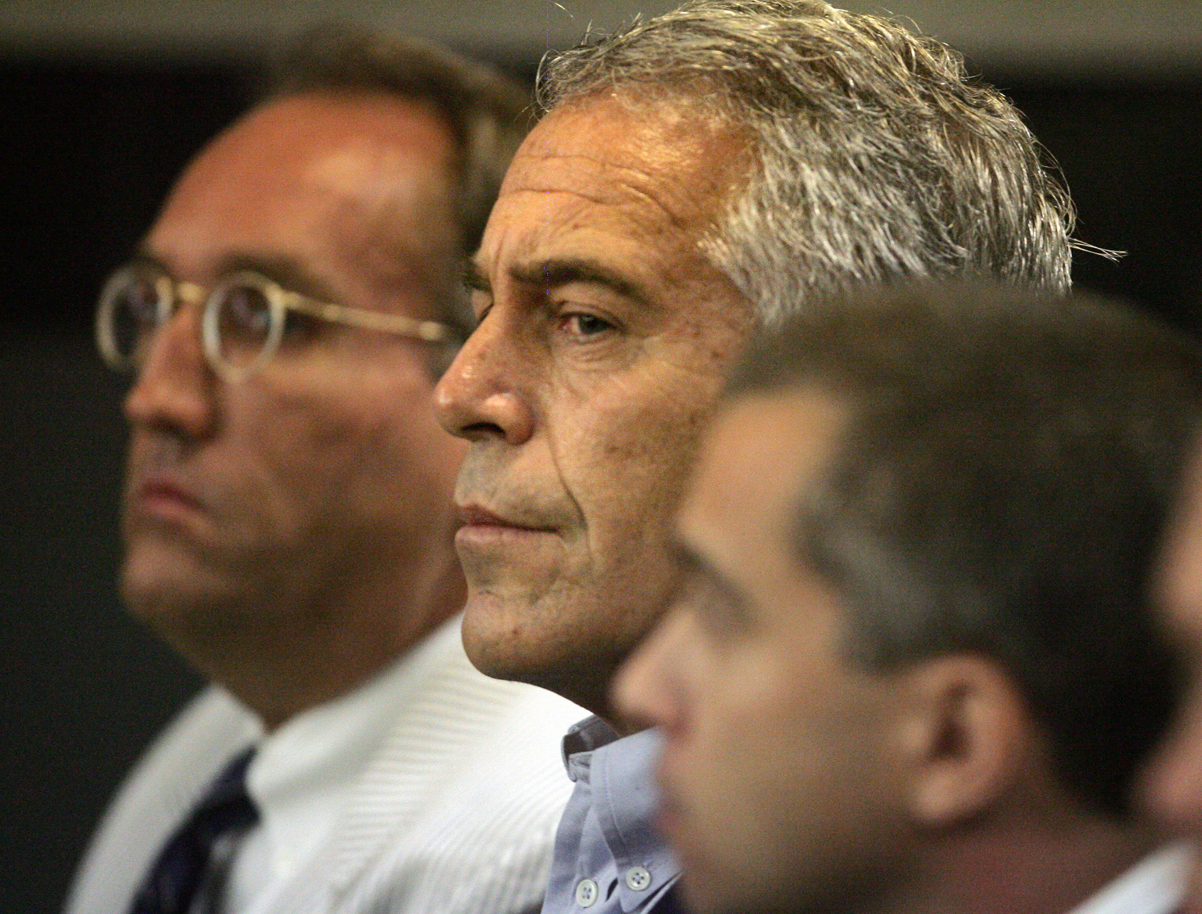 Epstein pleaded guilty in 2008 to solicitation and procuring a person under 18 for prostitution.