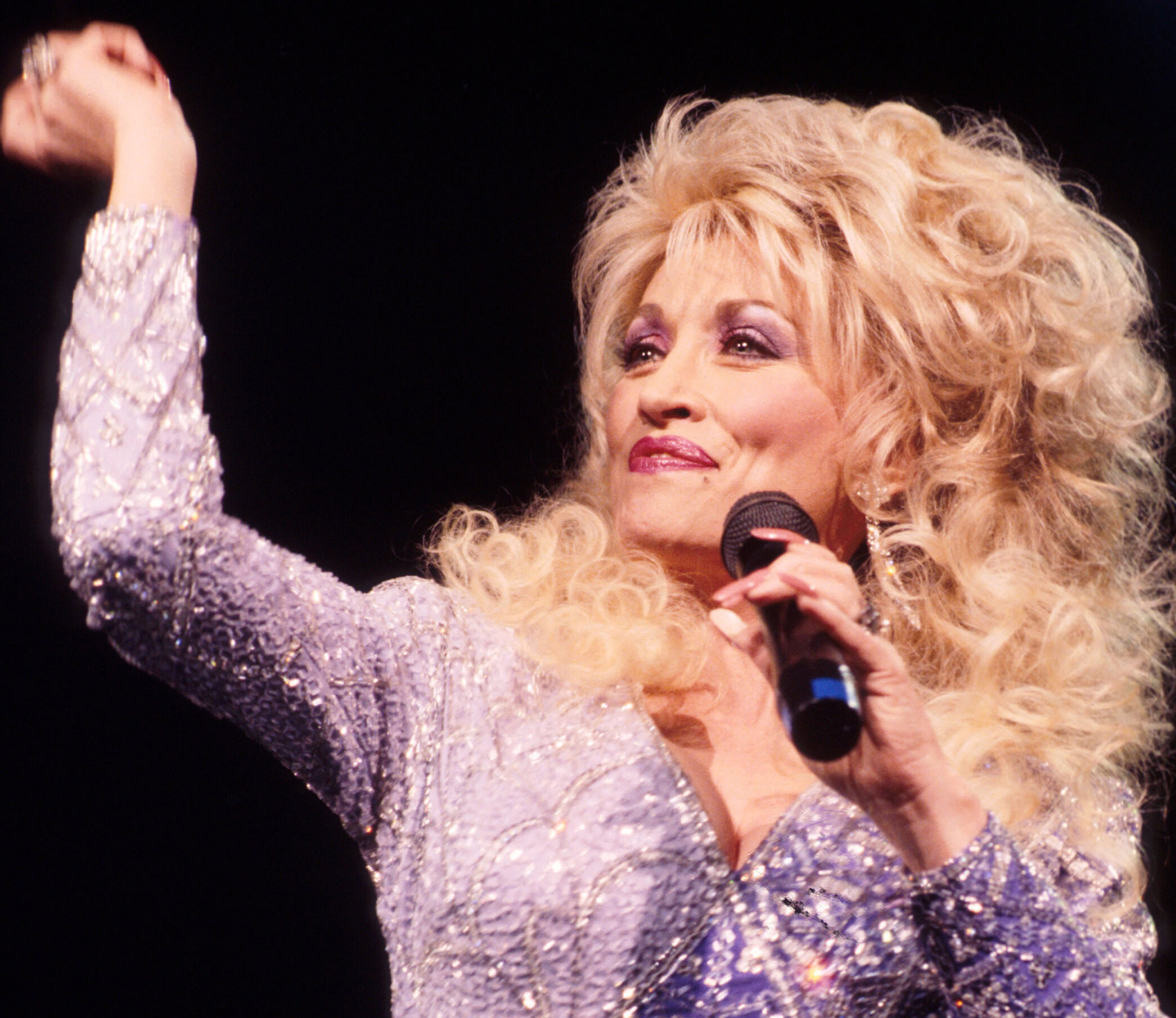 A nine-time Grammy winner, Parton is one of only a few women in country to achieve commercial success on par with male artists.