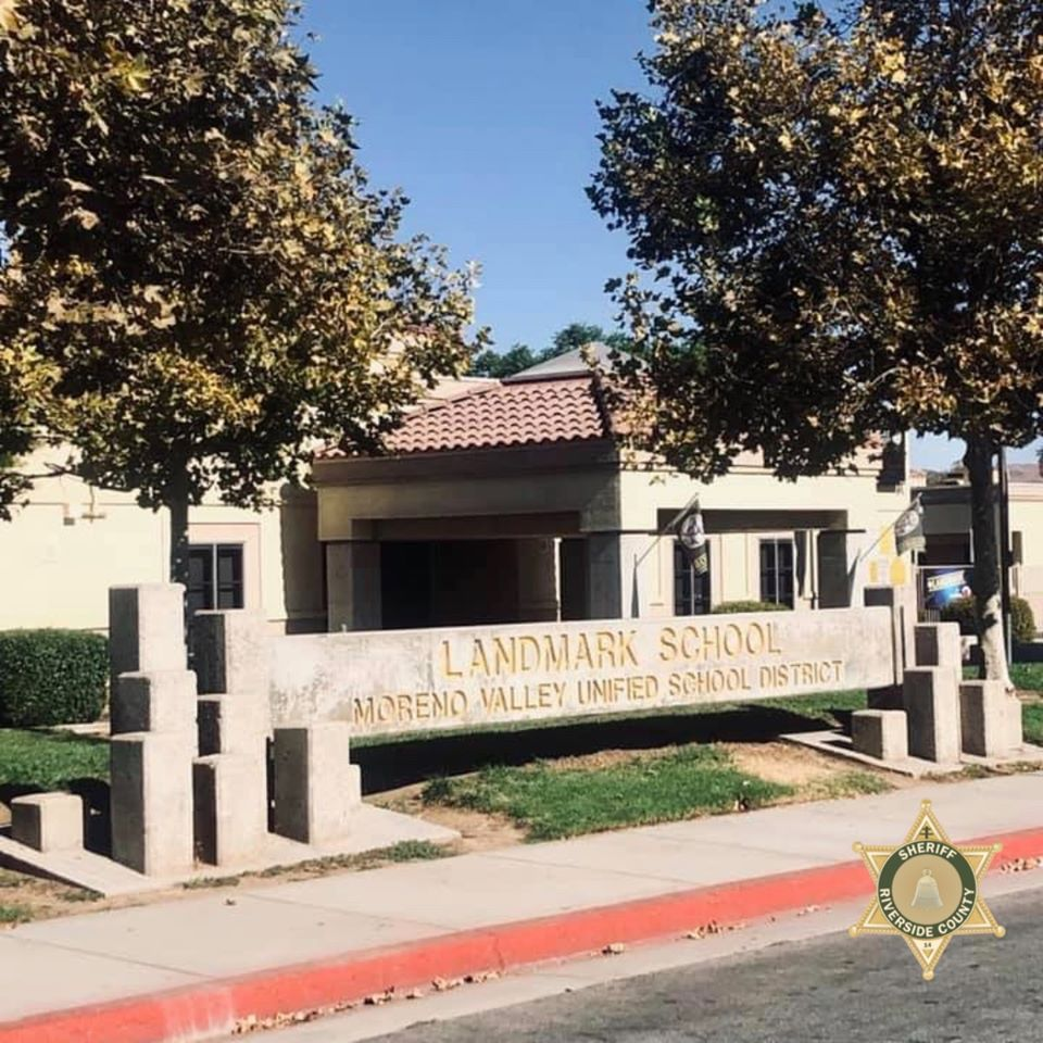 The 13-year-old, identified by Riverside County Sheriff's Department as Diego, sustained critical injuries after allegedly being punched in the face by two other students on Sept. 16 at the Landmark Middle School in Moreno County, CA.