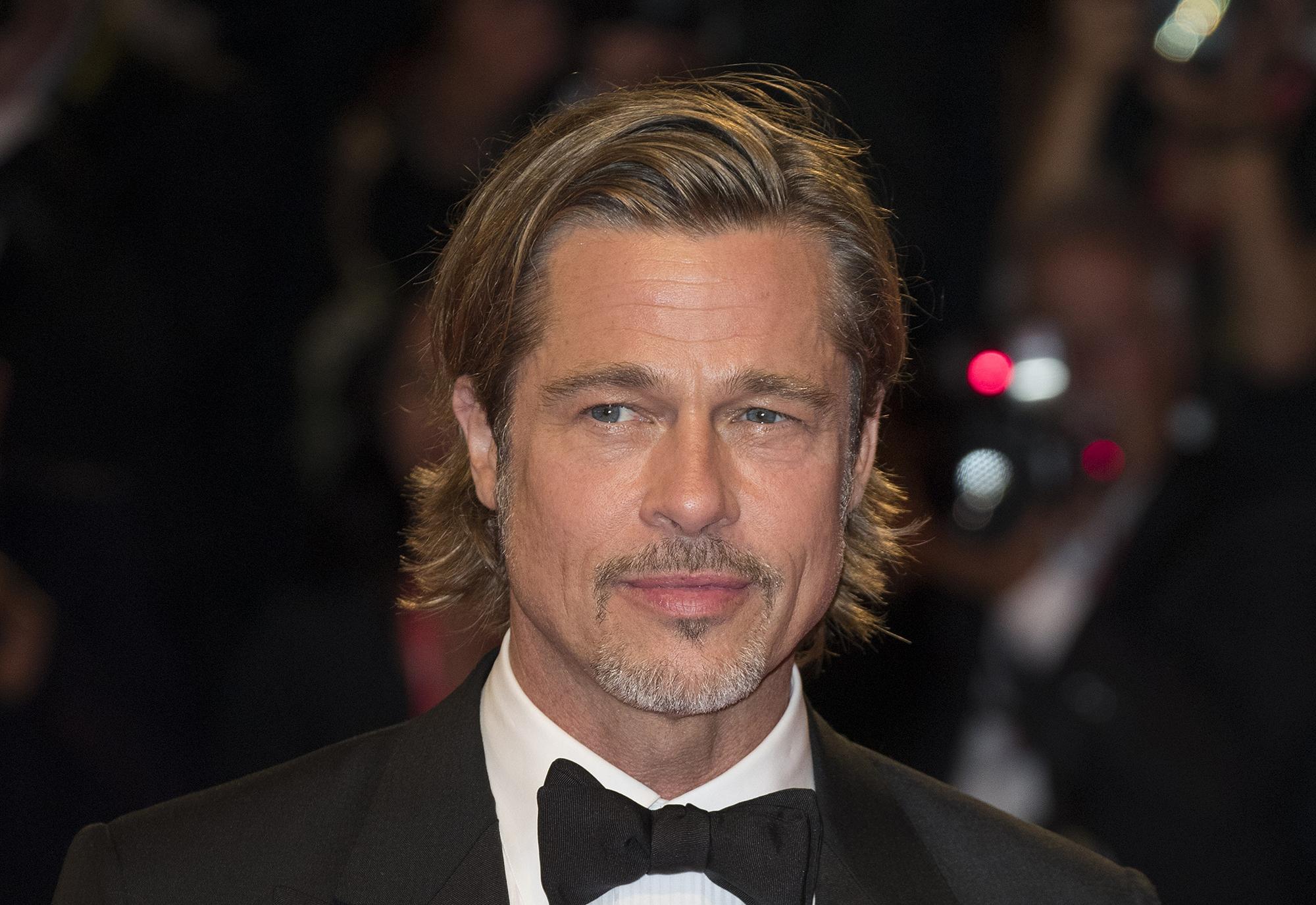 Brad Pitt 2019