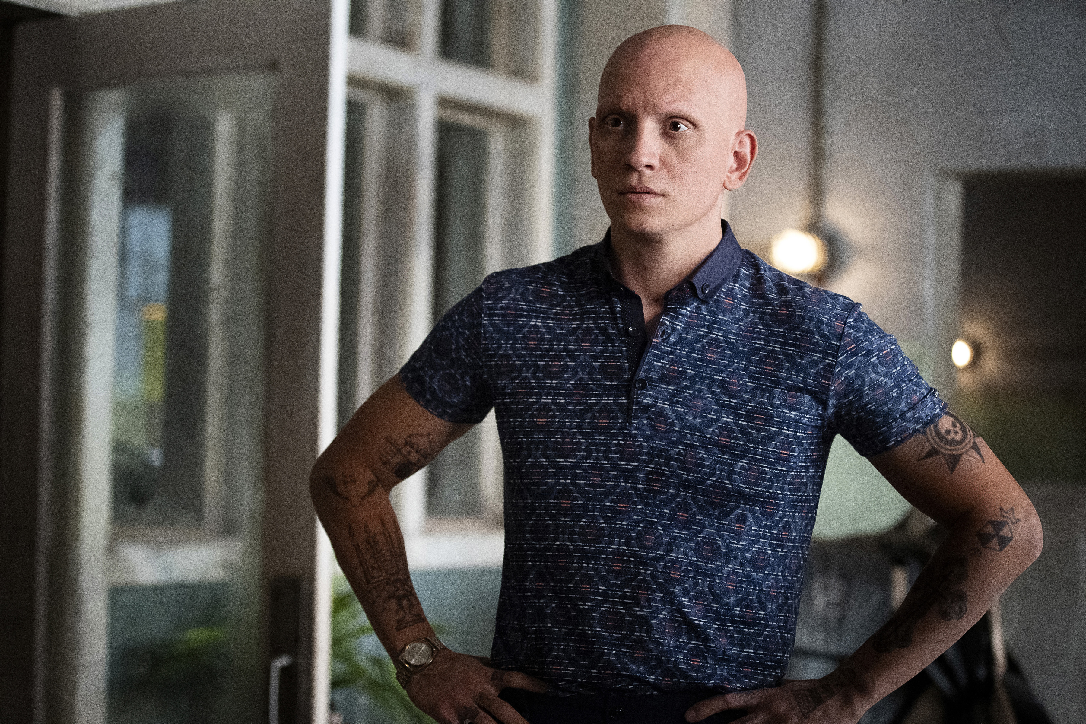 Anthony Carrigan in 'Barry'