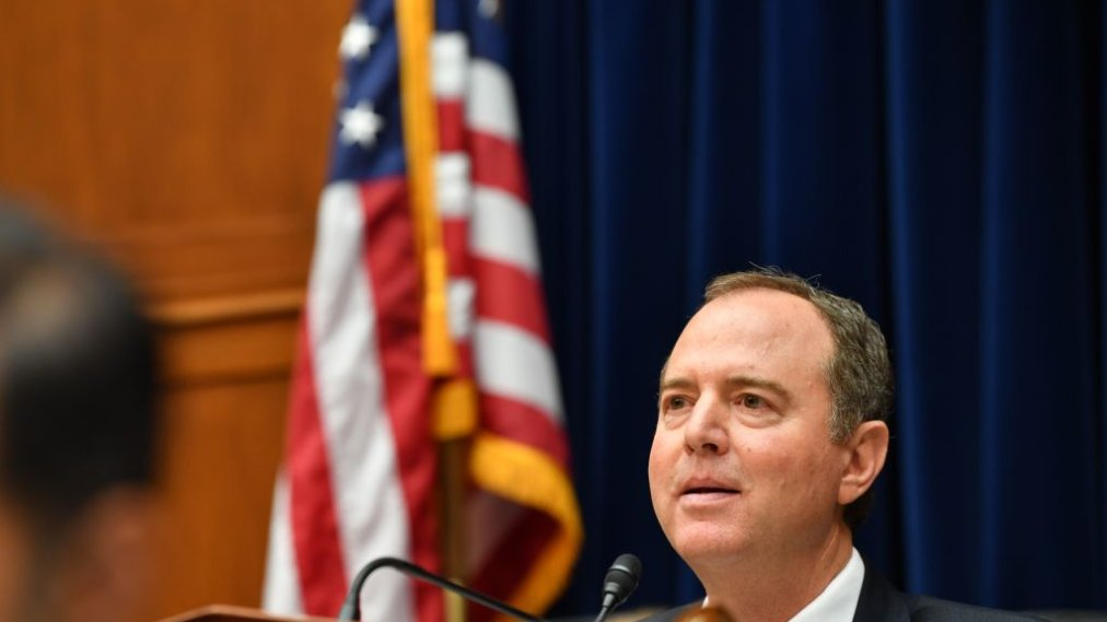 As Democrats Rally Around Adam Schiff, President Trump Redoubles His Attacks
