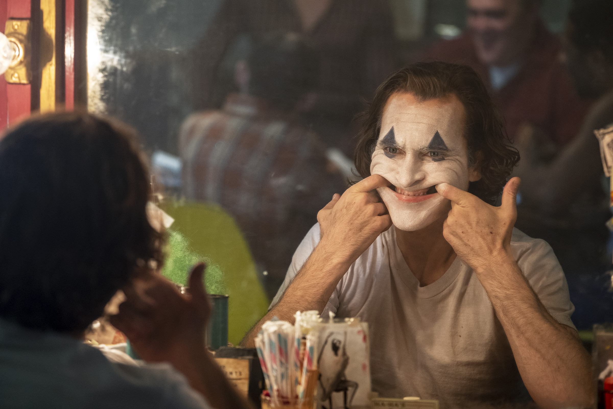 Joaquin Phoenix in Todd Phillips' 'Joker.'